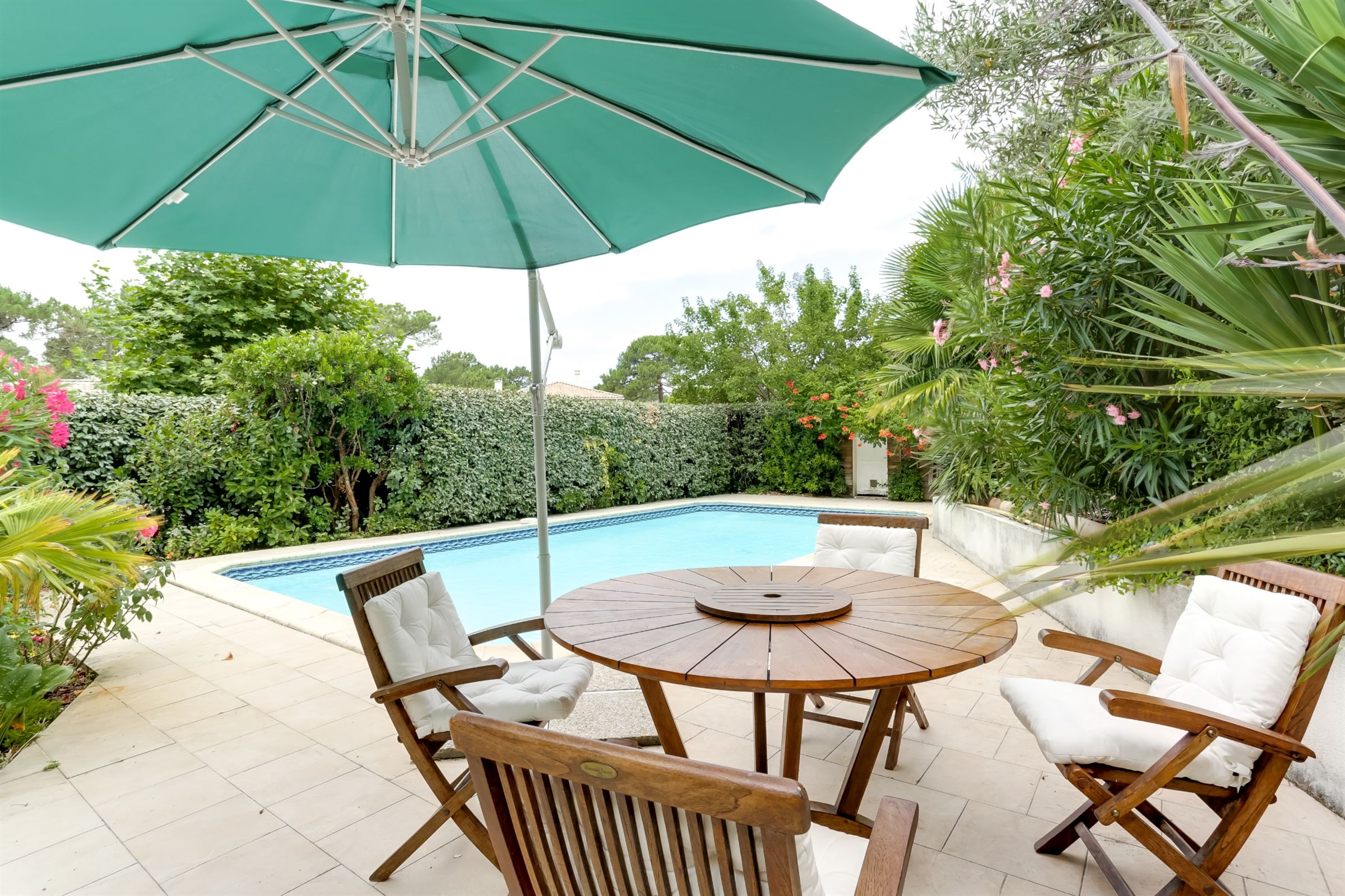 sales property at ABATILLES ARCHITECT VILLA WITH LOVELY GARDEN