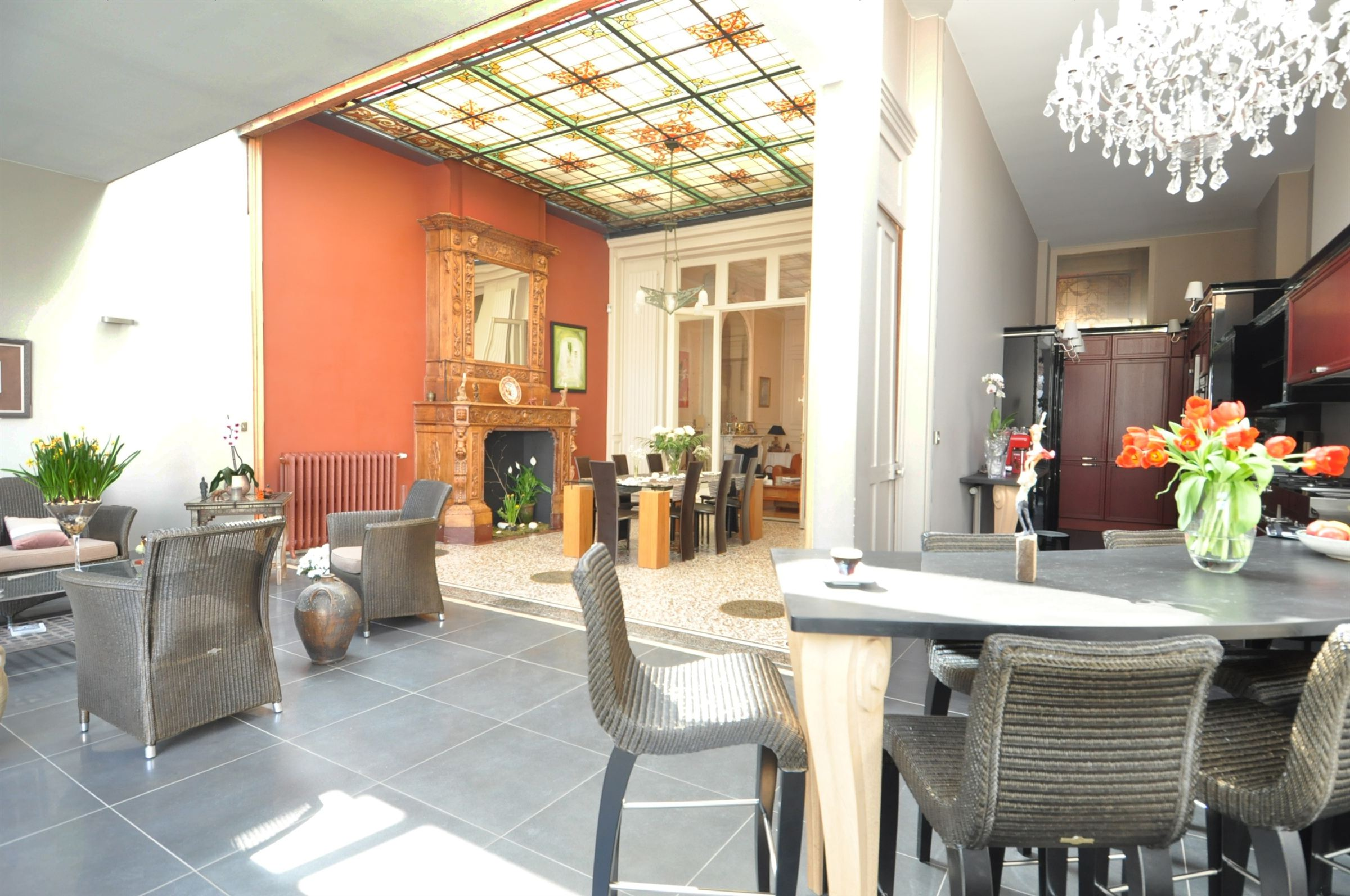 sales property at Lille near Porte de Paris, Wonderful Family House 408 m2 hab. 9 bedrooms