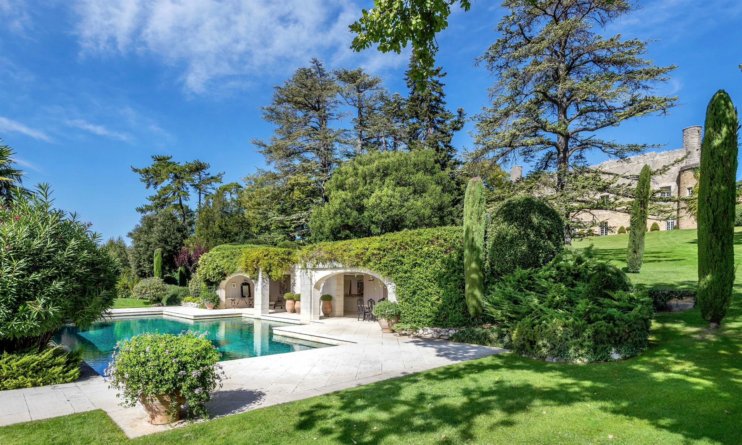 Property For Sale at LUXURIOUS CHATEAU, UZES