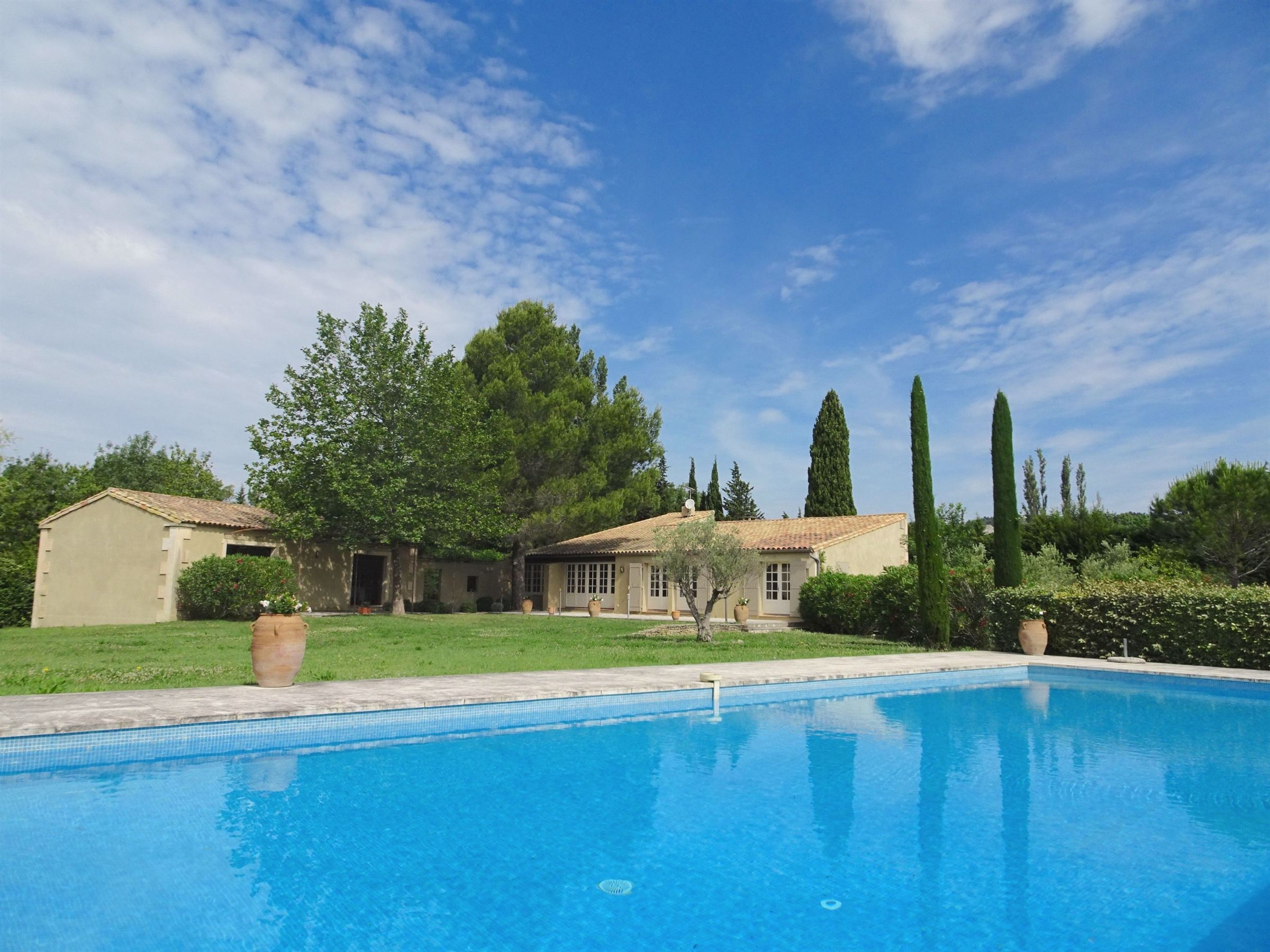 sales property at Maussane , Property located a few minutes walk to the village center