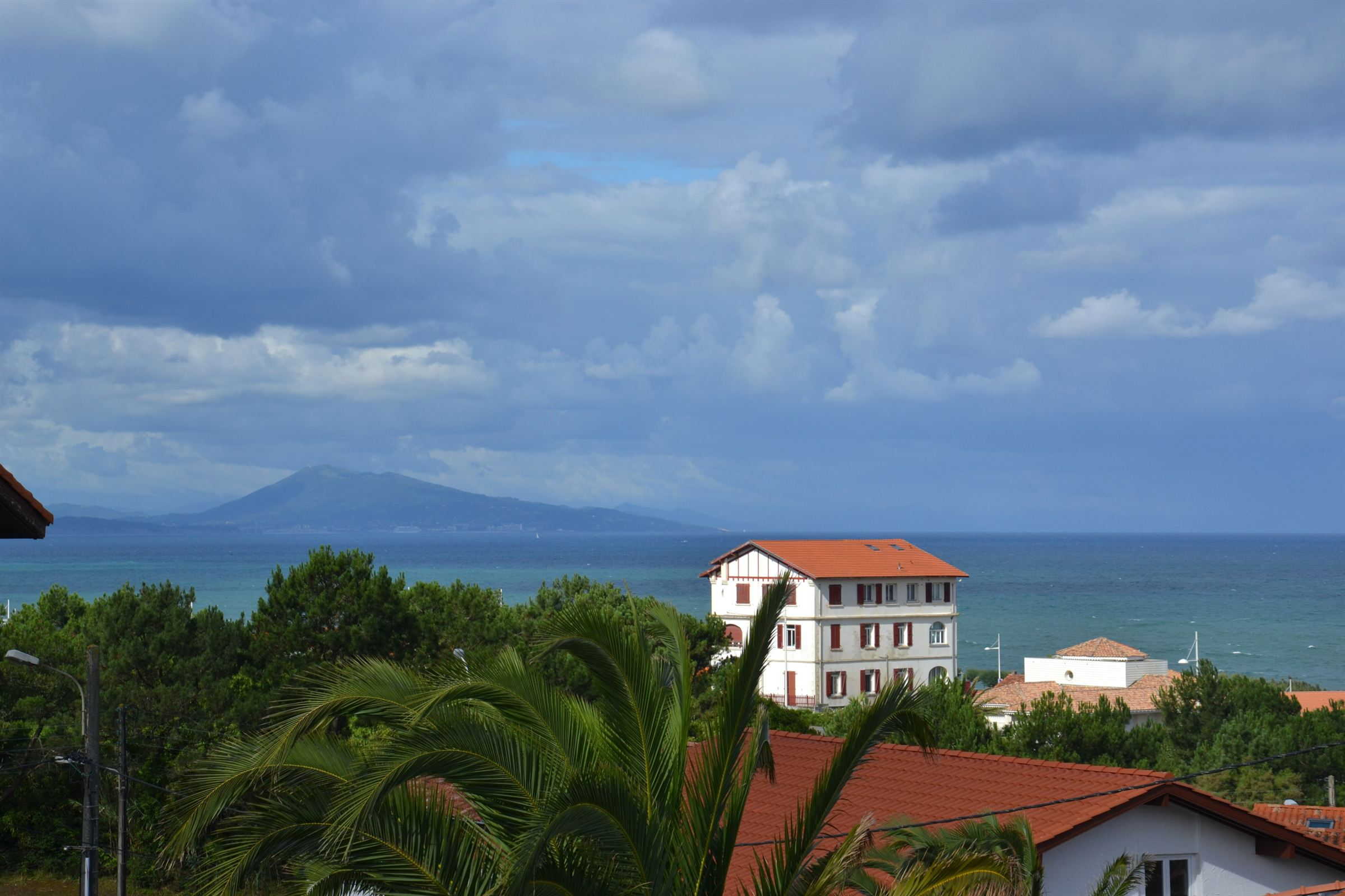Single Family Home for Sale at Biarritz Milady vue océan et montagnes Biarritz, Aquitaine, 64200 France