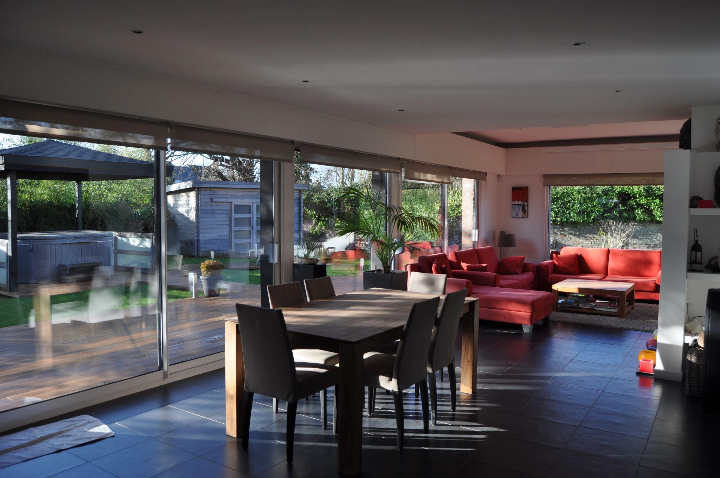 Property For Sale at VILLENEUVE-D'ASCQ, CONTEMPORARY LUXURY VILLA 210 m2. 5 beds.