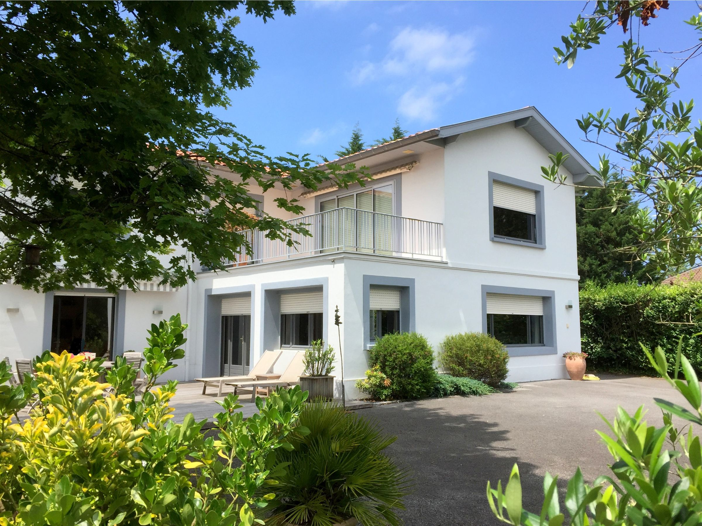Single Family Home for Sale at BIARRITZ PARC D'HIVER Biarritz, Aquitaine, 64200 France