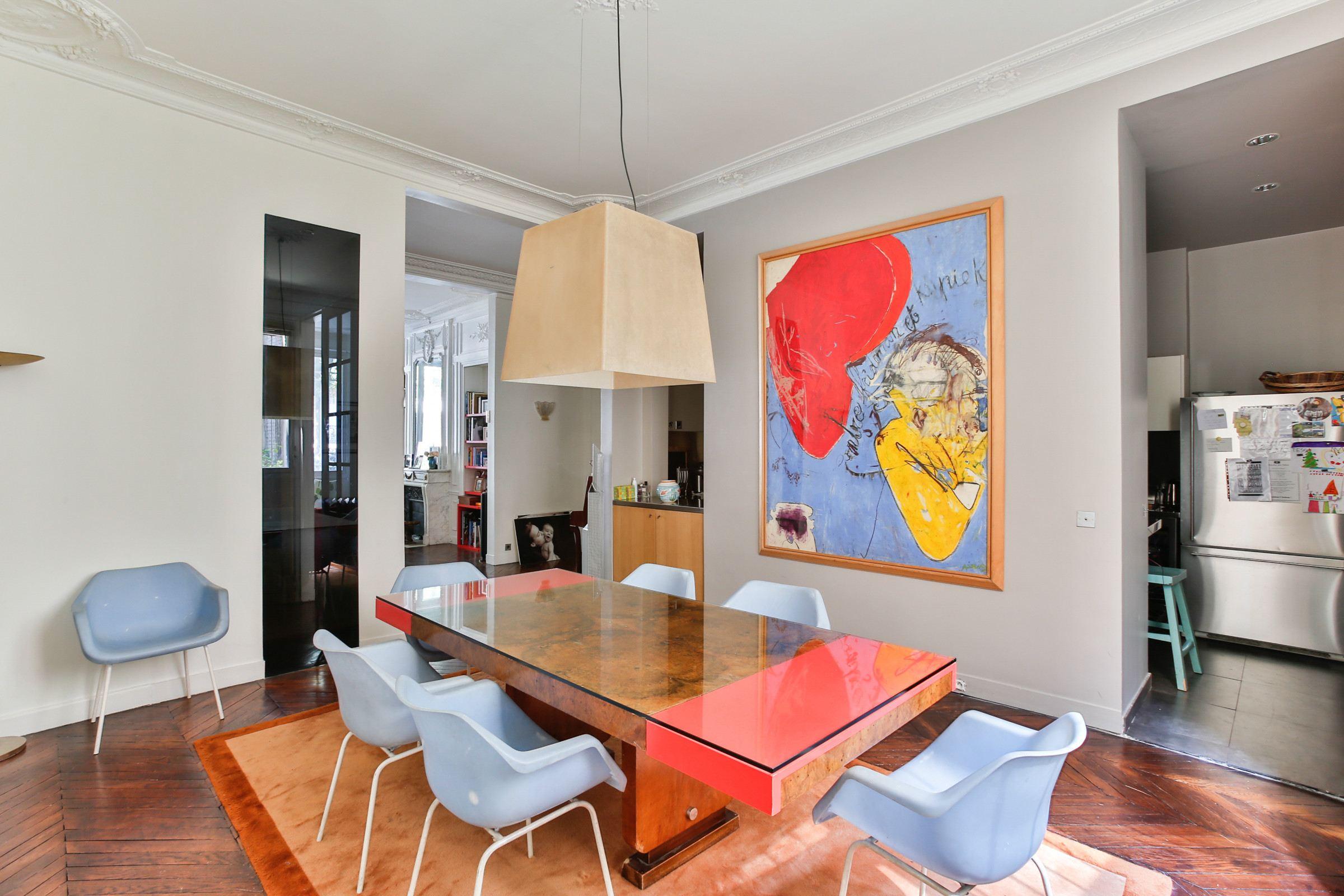 Apartamento para Venda às Paris 7 - Champ de Mars. Apartment 195 sq.m.. Sunny, good layout Paris, Paris 75007 França