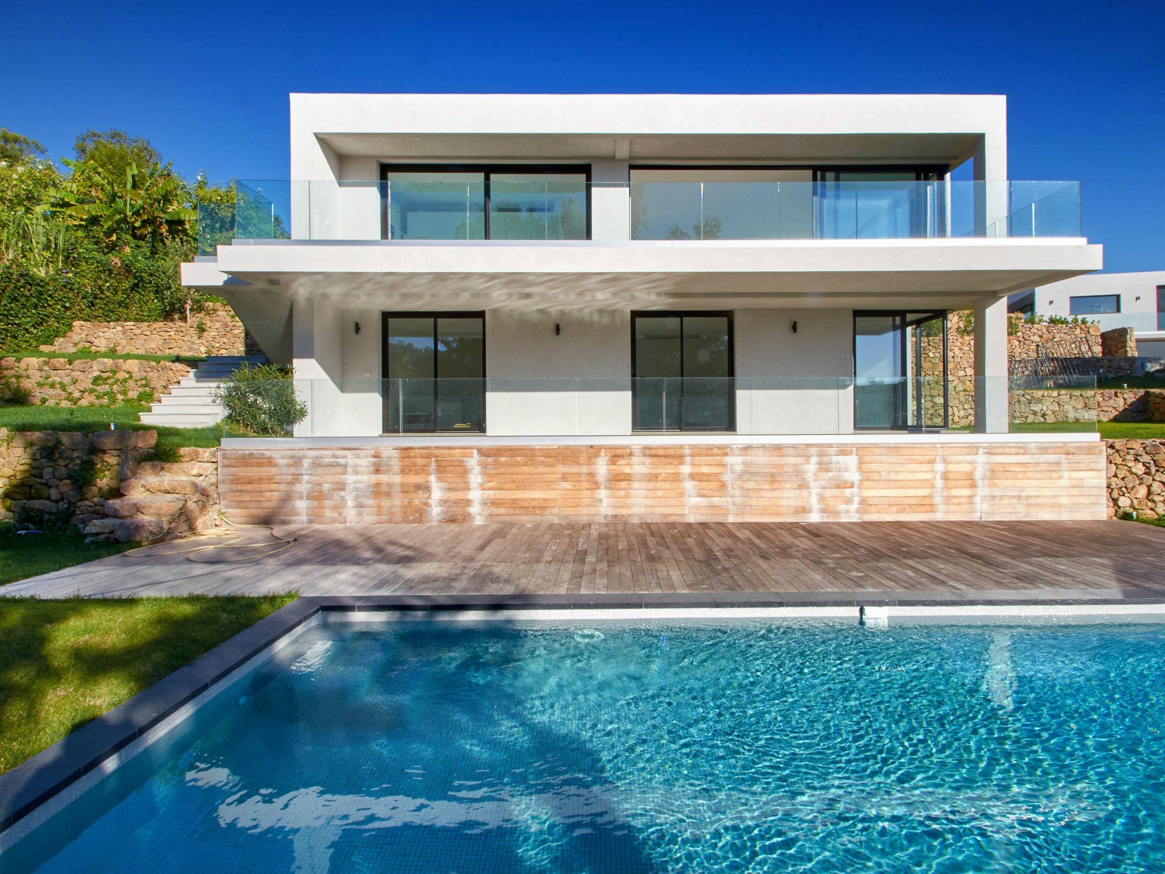 一戸建て のために 売買 アット Contemporary estate with panoramic sea views. Cannes, プロバンス=アルプ=コート・ダジュール, 06400 フランス