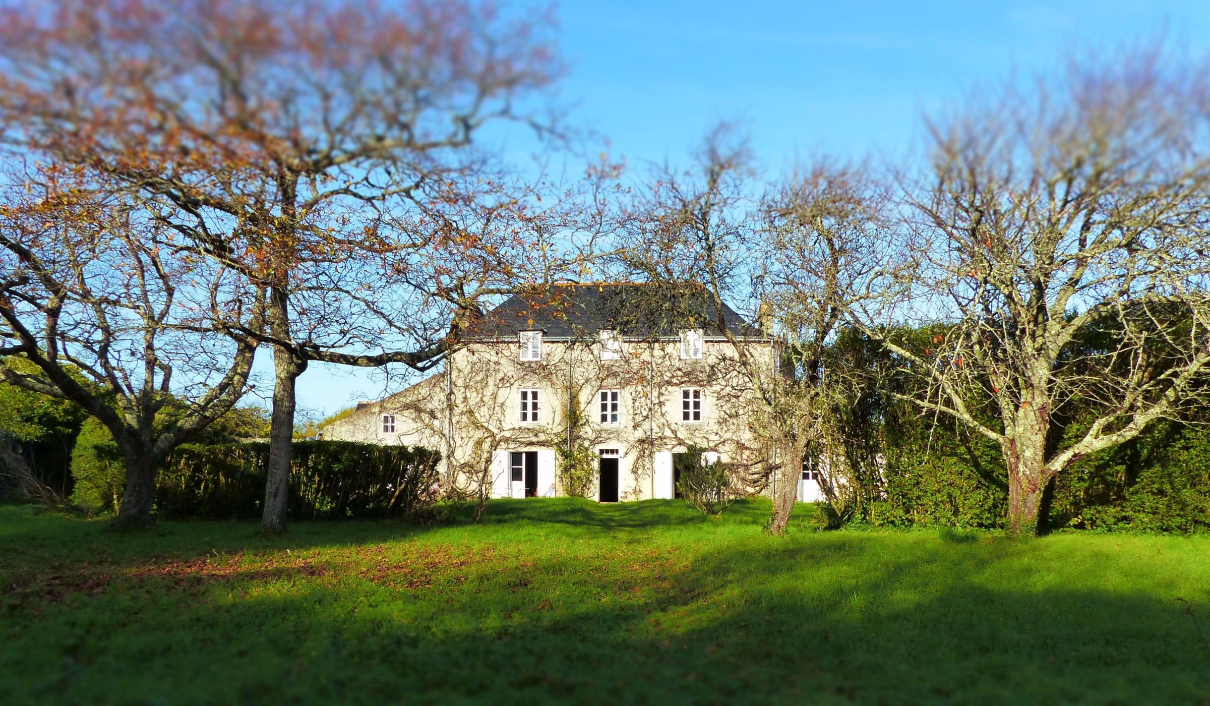 sales property at Belle-Ile, Sauzon, Historical property at 5 minutes from port and beaches...