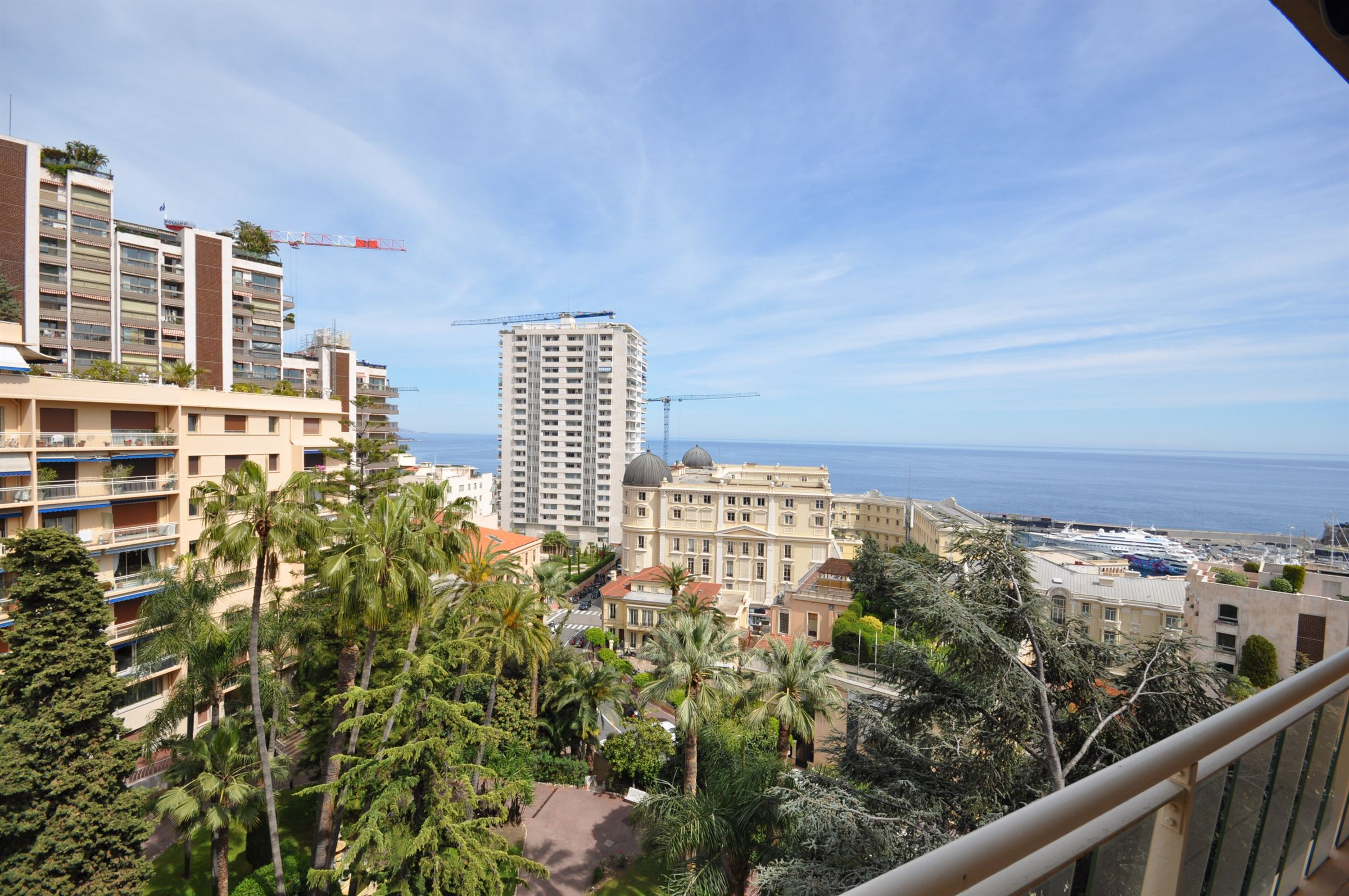 sales property at Renovated 23 room flat in the heart of Monaco.