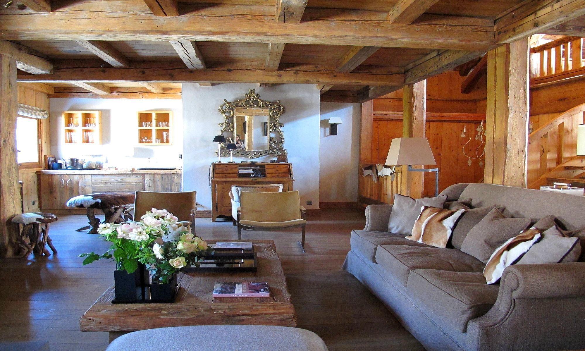Property For Sale at Praz sur Arly Chalet Alpette