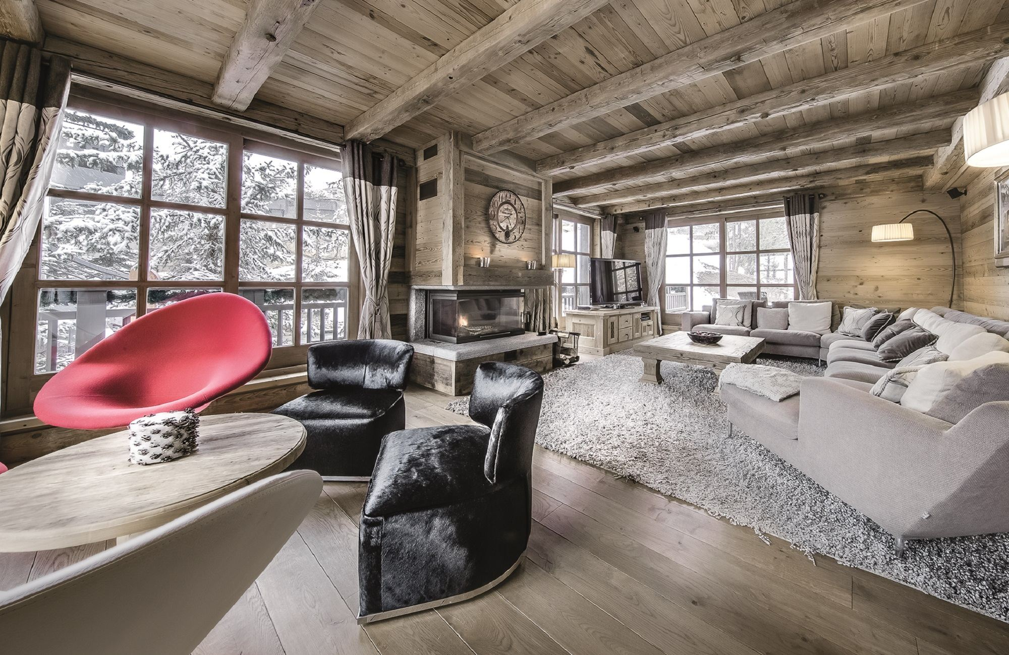 sales property at Luxury chalet Courchevel