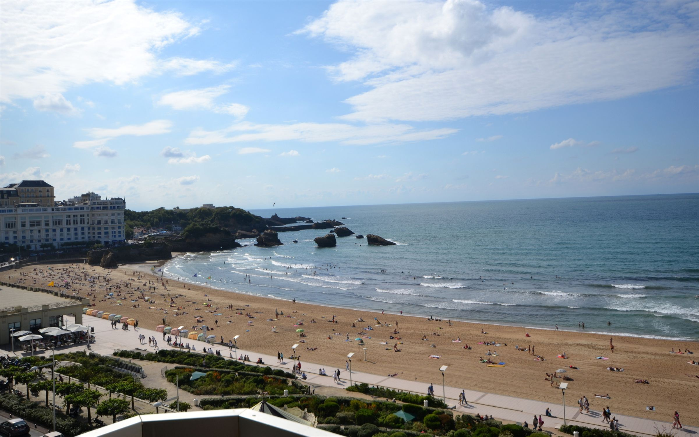 Property For Sale at BIARRITZ OCEANFRONT