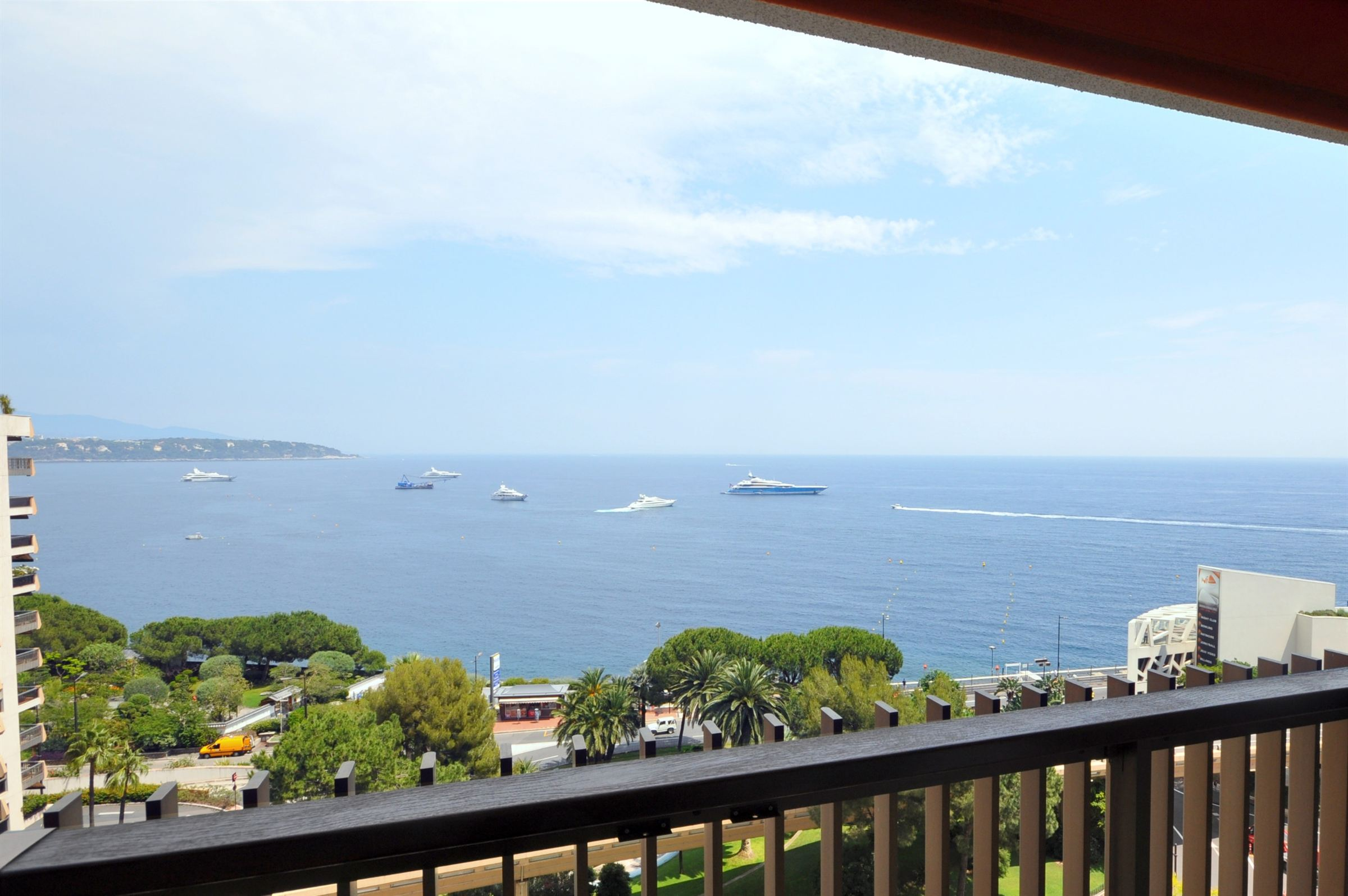 sales property at Superb 2 bedroom flat, panoramic sea views.