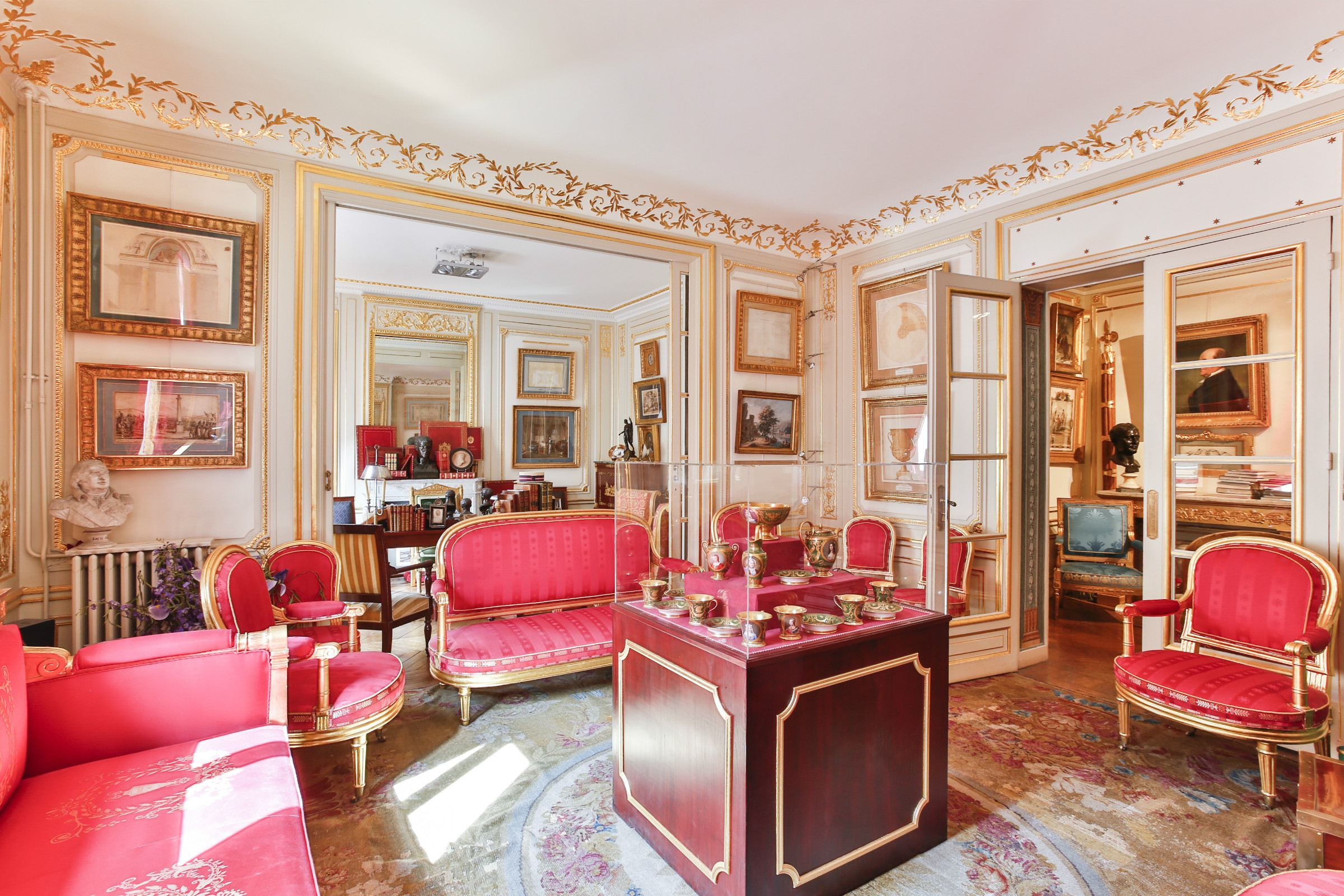 sales property at Prestigious apartment for sale Paris 4 - City Hall, 3 bedrooms