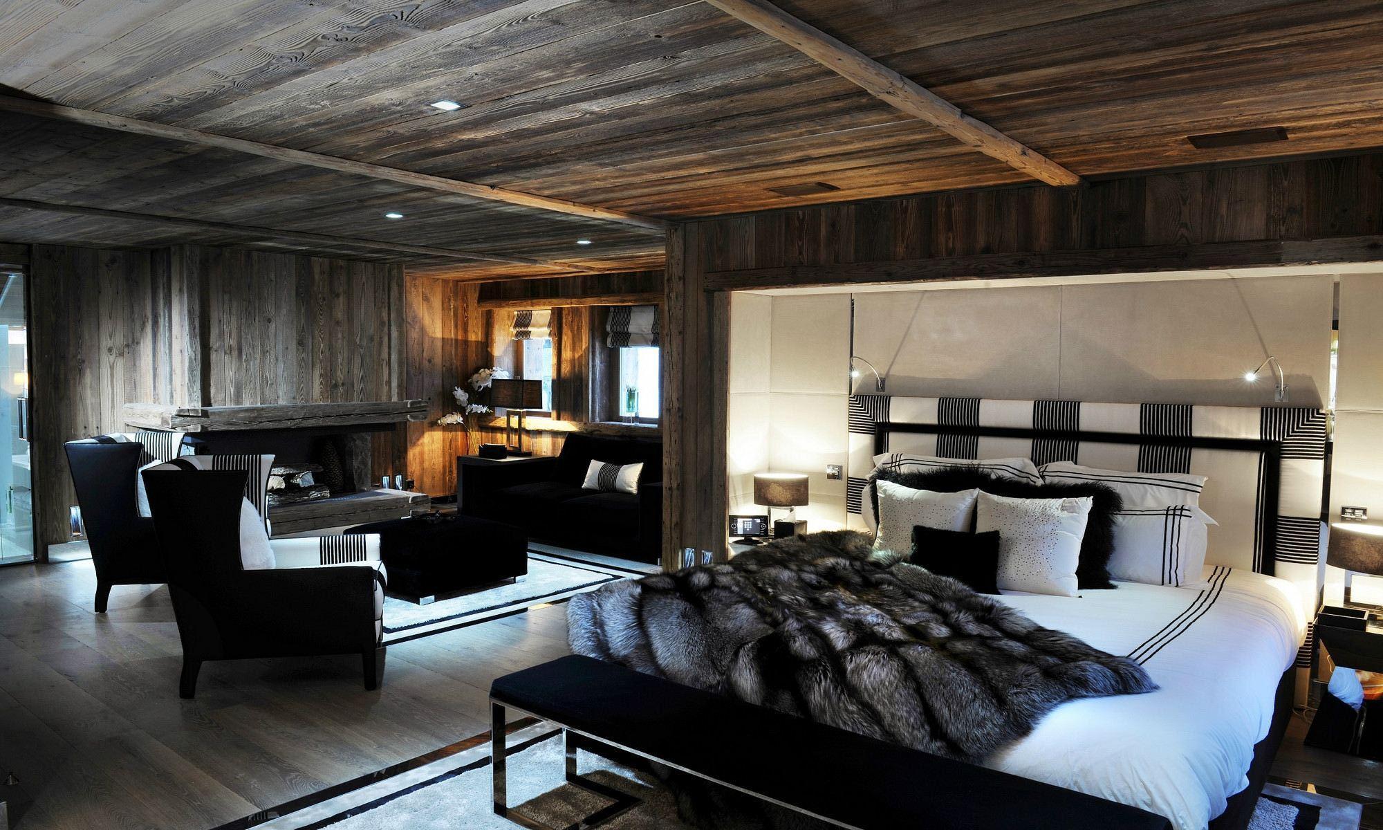 Single Family Home for Sale at Megève Luxury Chalet Cocon Megeve, Rhone-Alpes 74120 France