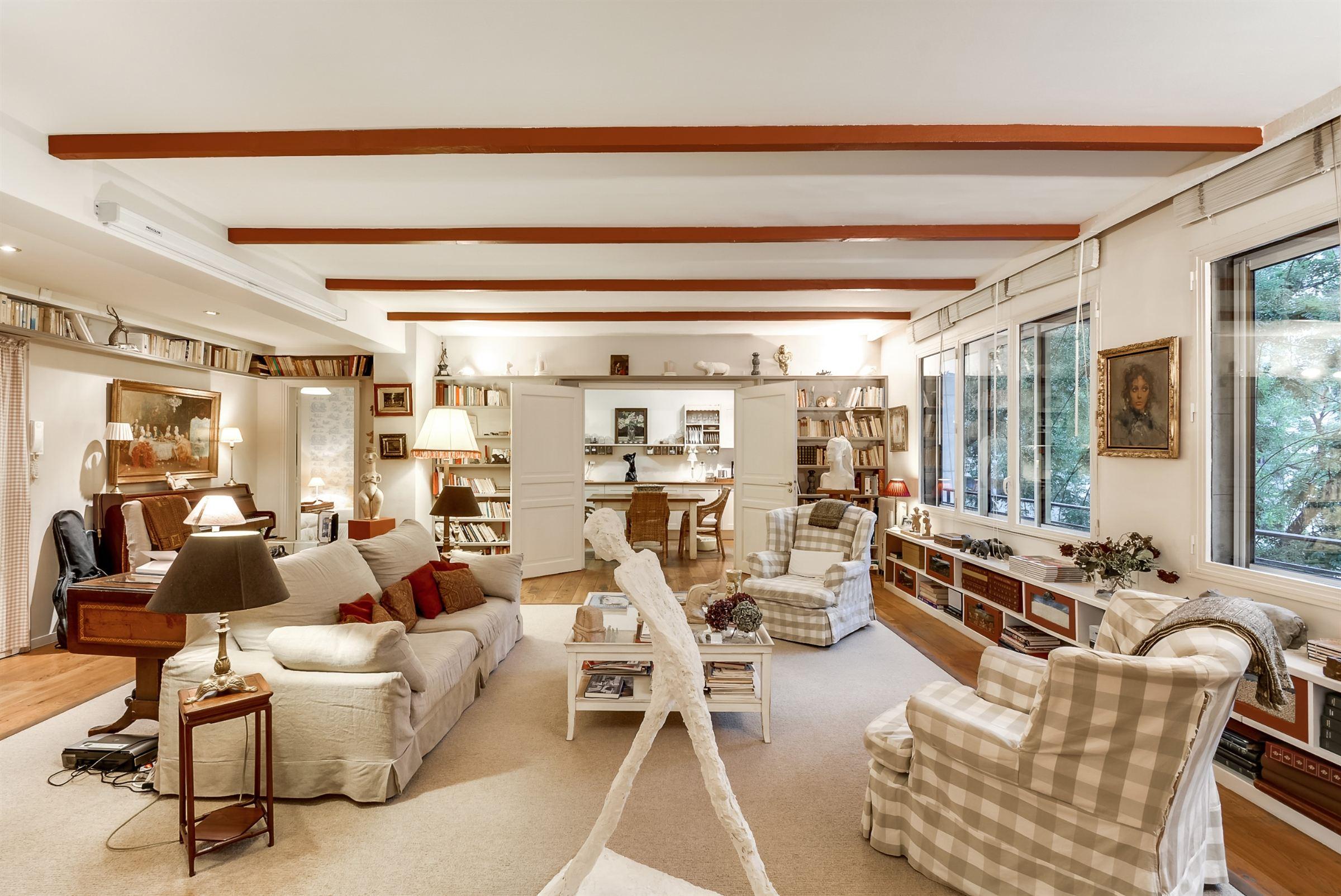 公寓 為 出售 在 Paris 16 - Auteuil. 116 sq.m. apartment. Bright Paris, 巴黎 75016 法國