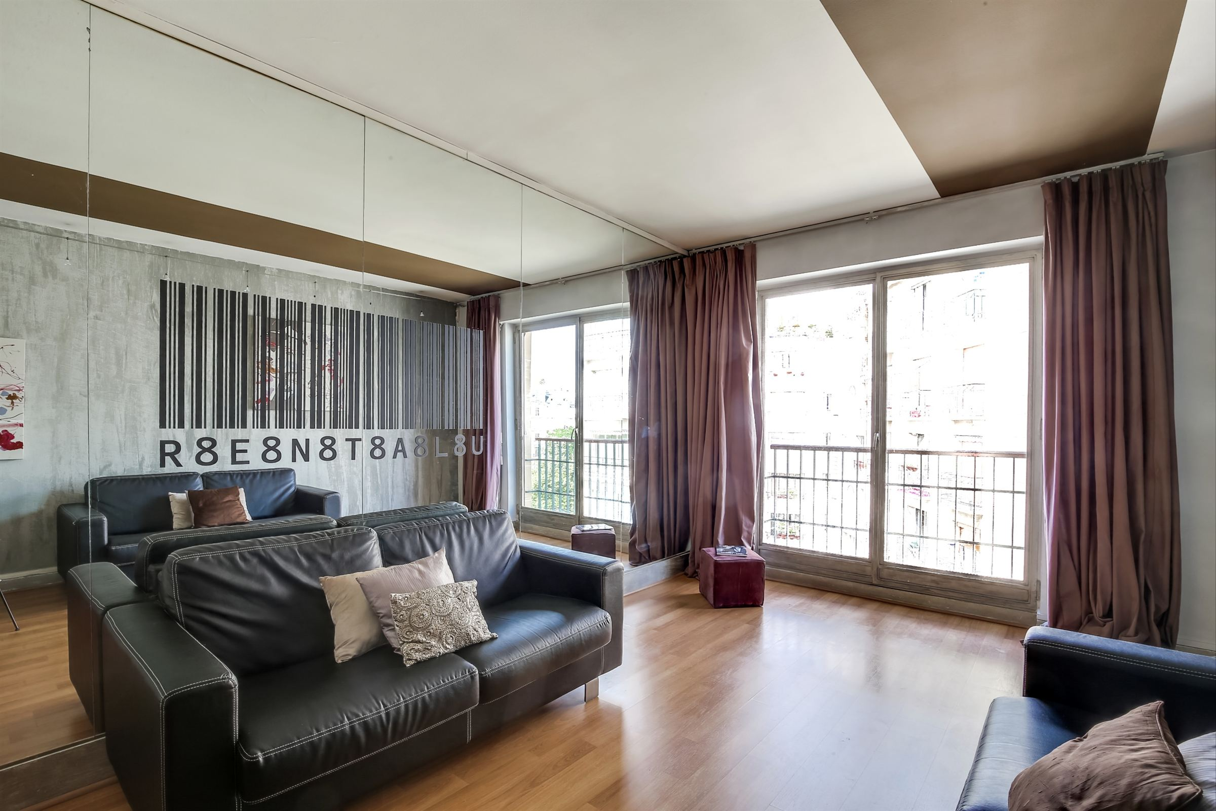 sales property at For sale apartment o the 5th floor in Paris 16th - Foch