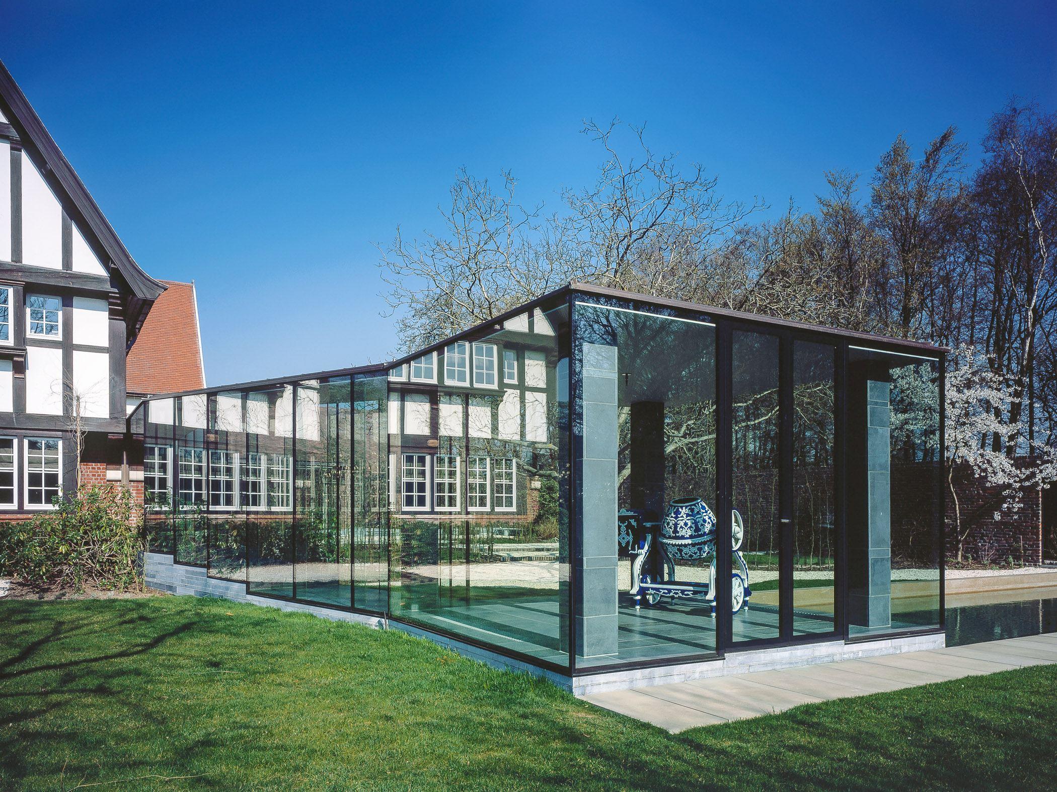 Property For Sale at COURTRAI Belgium, Tudor style Cottage 1000 m2 hab