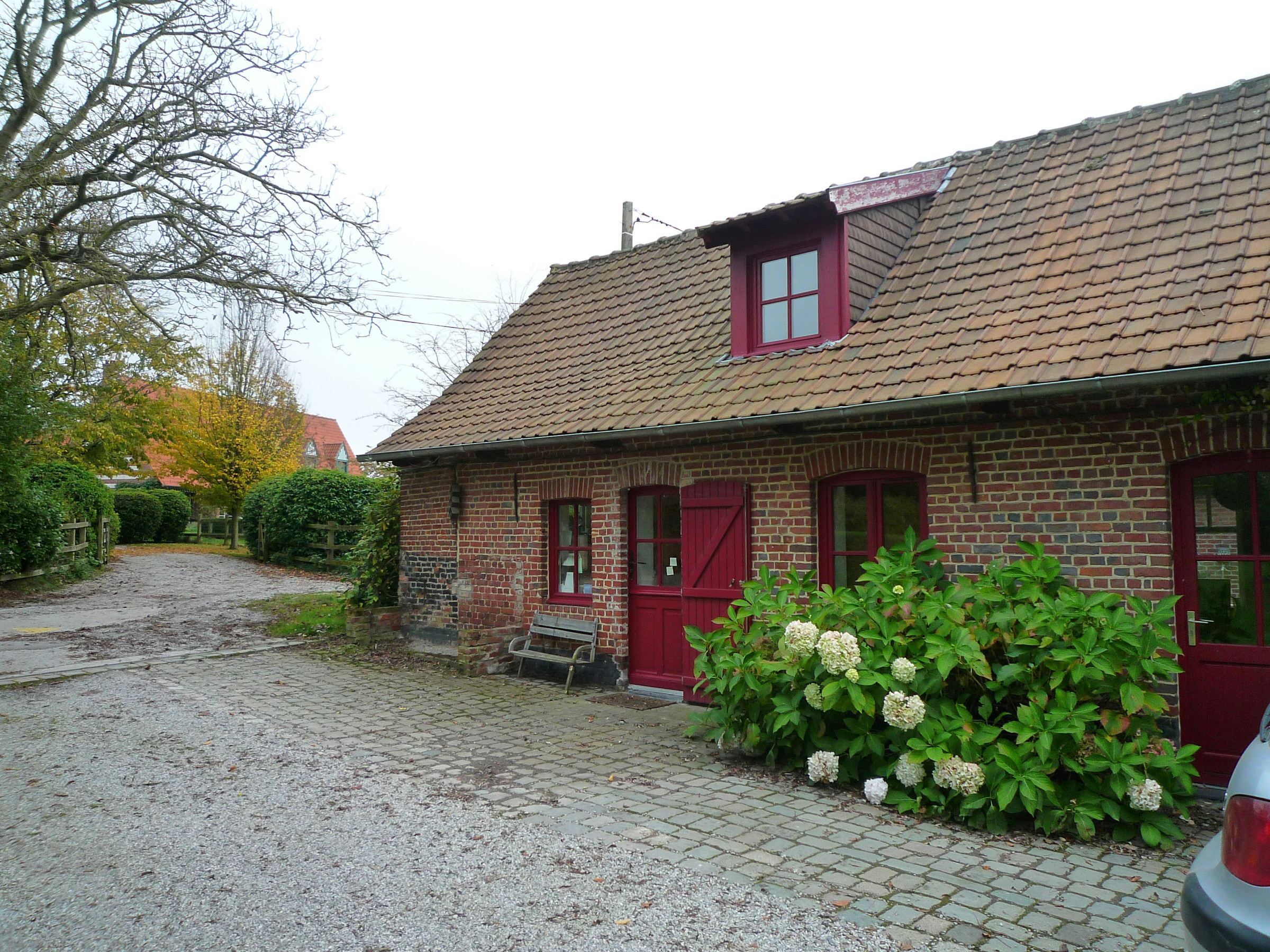 Property For Sale at LINSELLES, renovated farmhouse