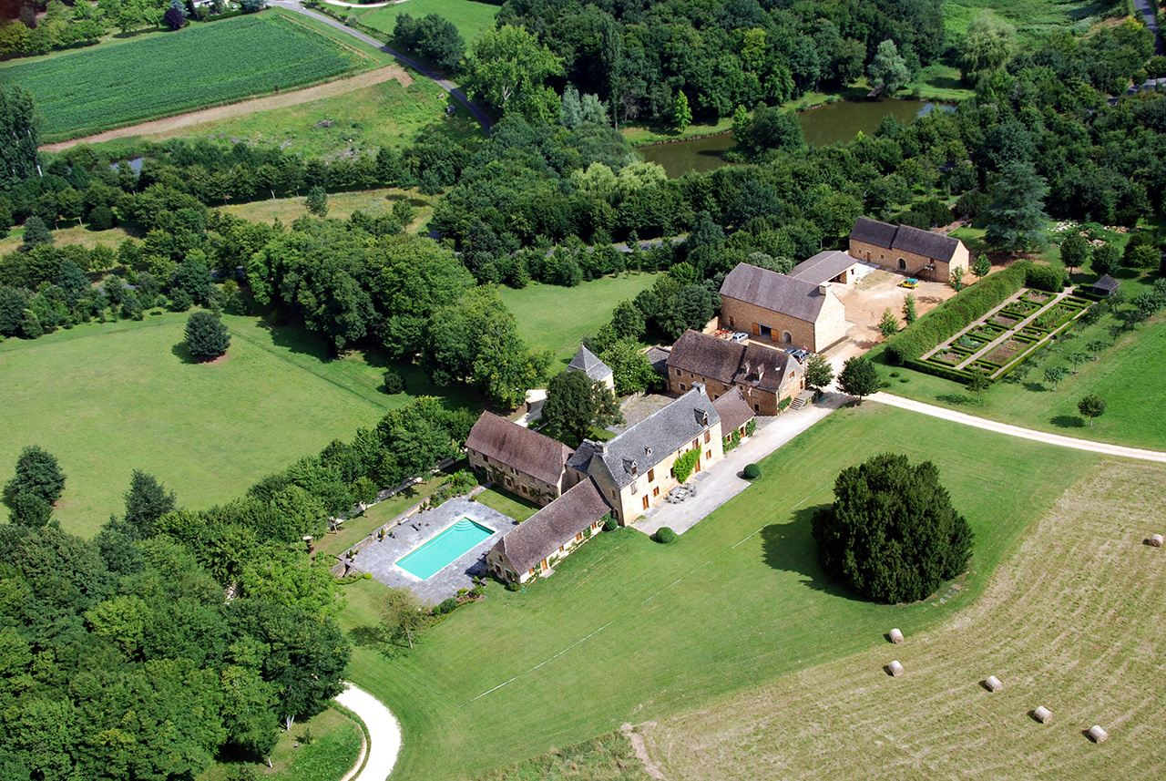 Property For Sale at MASTER HOUSE ON 170 ACRES NEAR SARLAT