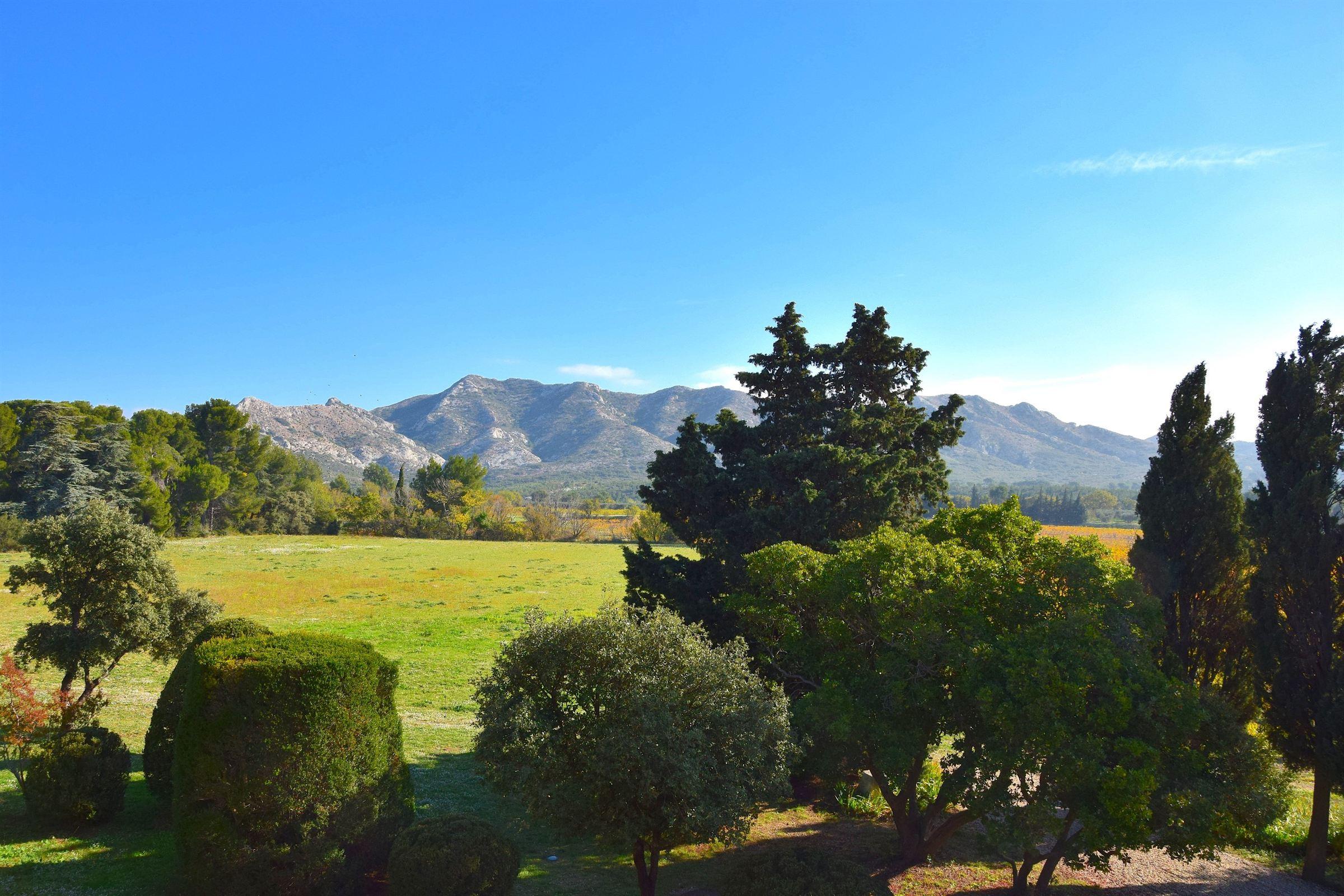 rentals property at Les Baux de Provence - Exceptional property