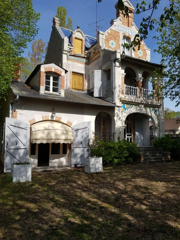 Single Family Homes for Active at charming house in the Loire Valley Chambord, Centre 41250 France