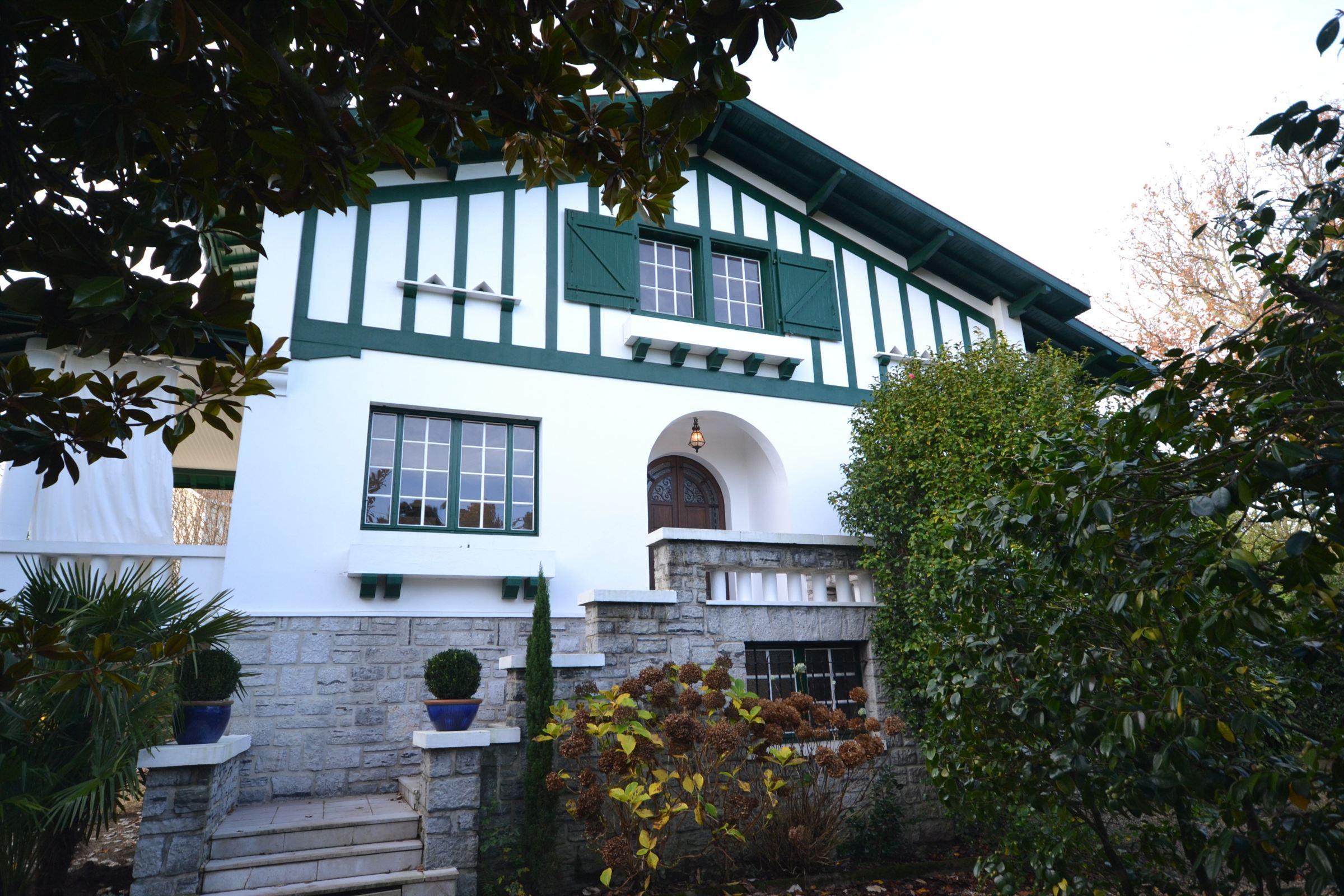 Single Family Home for Sale at BIARRITZ LE PARC D'HIVER Biarritz, Aquitaine, 64200 France
