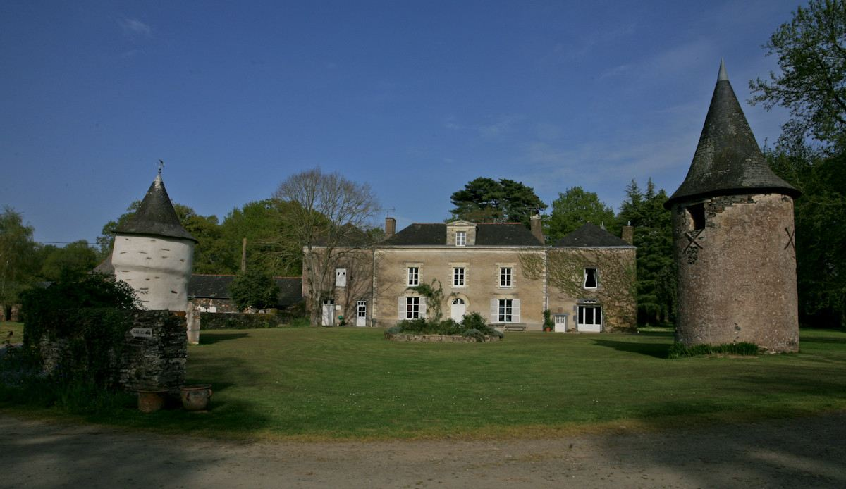 sales property at Between Nantes and Rennes, charming property with its chapel, on 30 hectares...