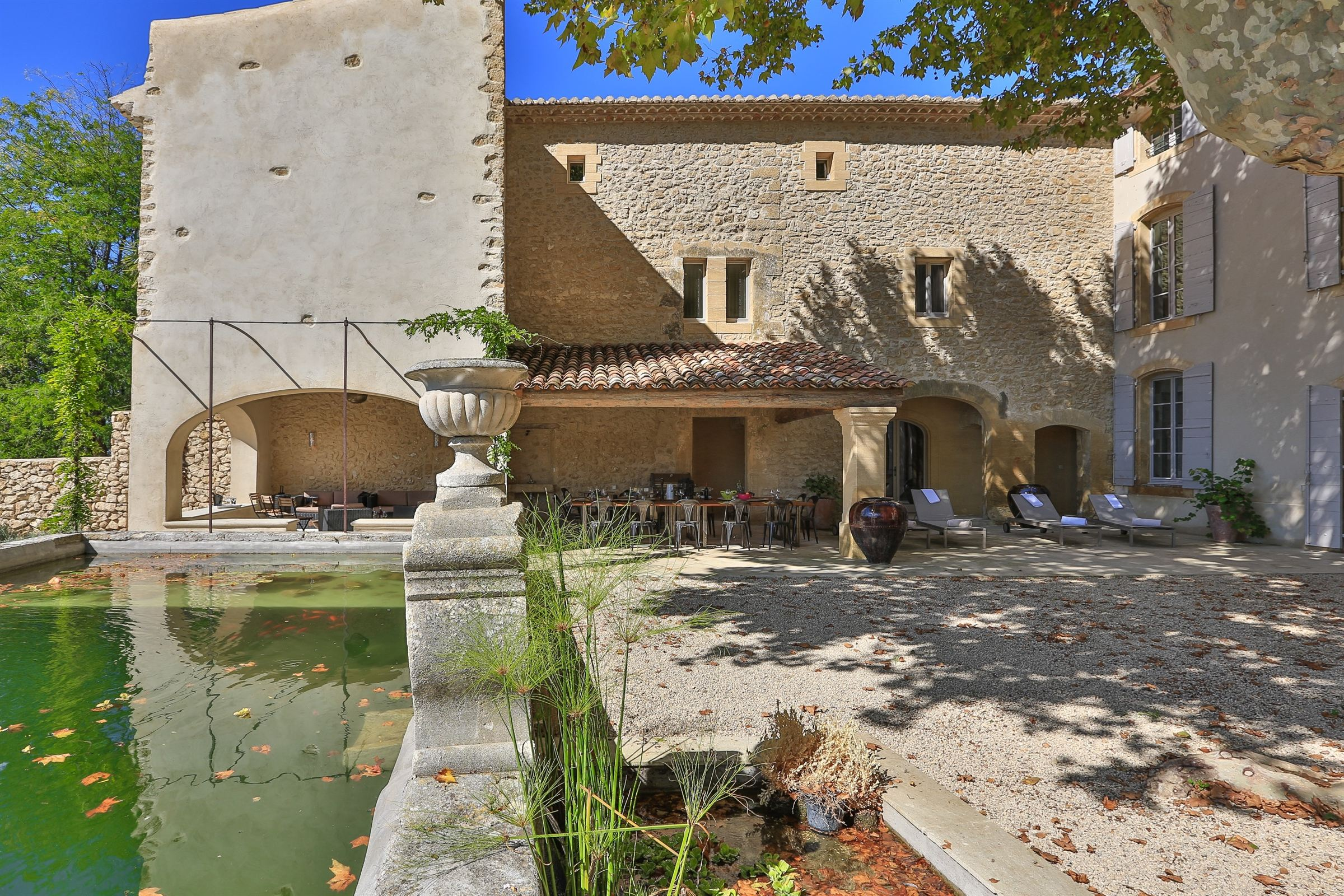 sales property at A prime property in Provence