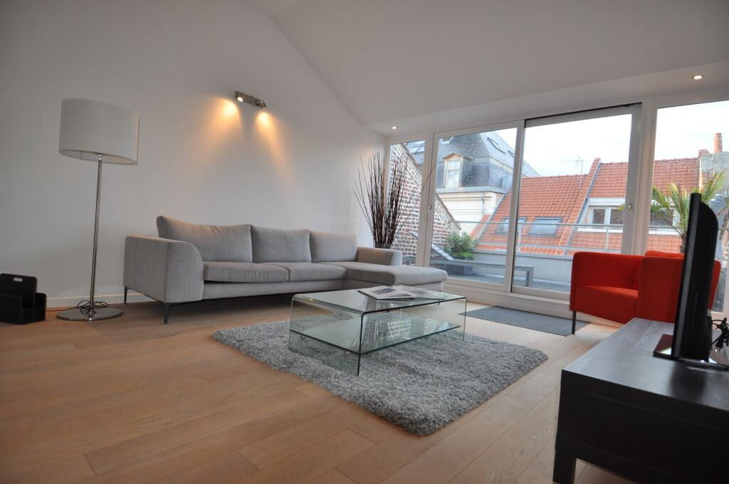 sales property at LILLE CENTER, High-end new flats, from 1-bedroom to 3 bedrooms.