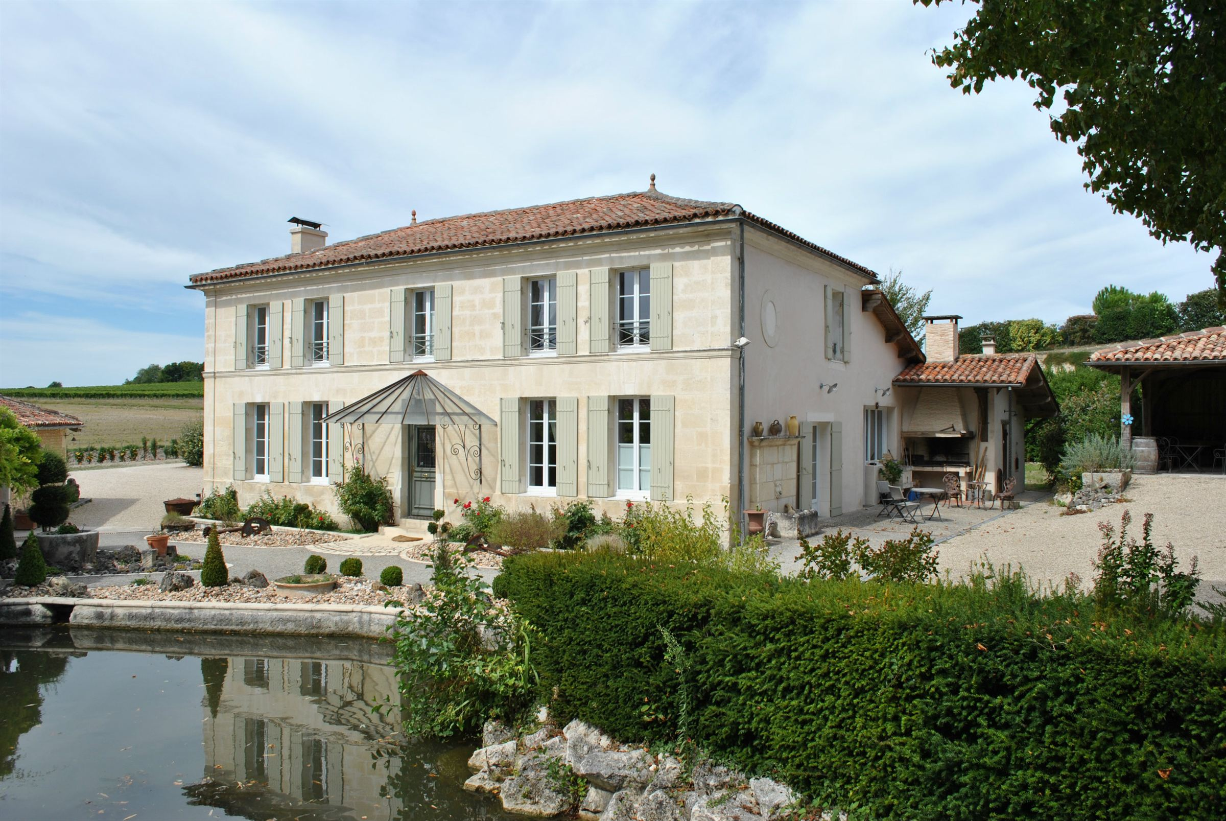 Property For Sale at Renovated Watermill in Charente Maritime