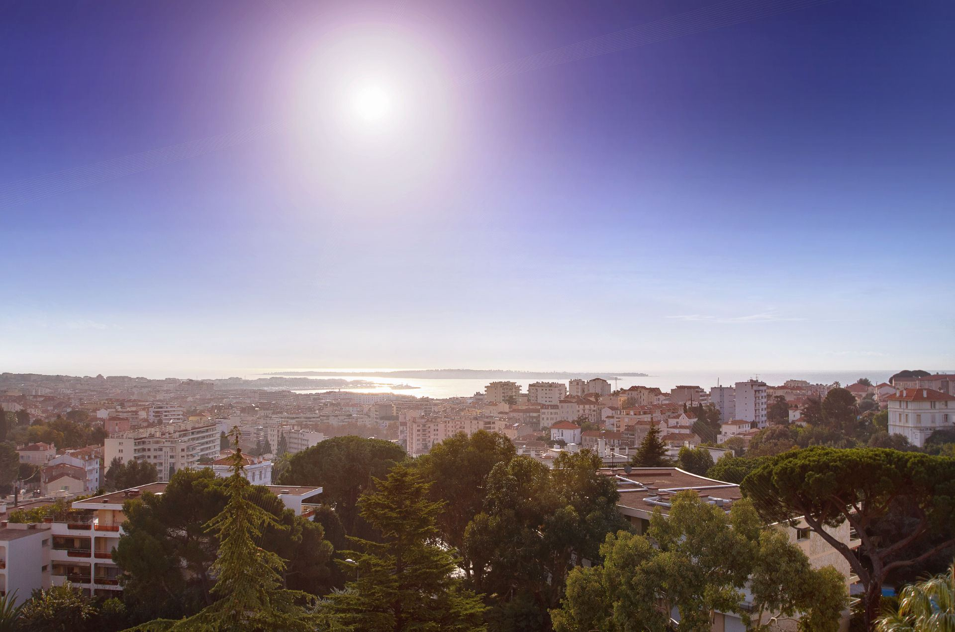 公寓 為 出售 在 Top floor - 5 bedroomed apartment in Cannes - sea views Cannes, 普羅旺斯阿爾卑斯藍色海岸, 06400 法國