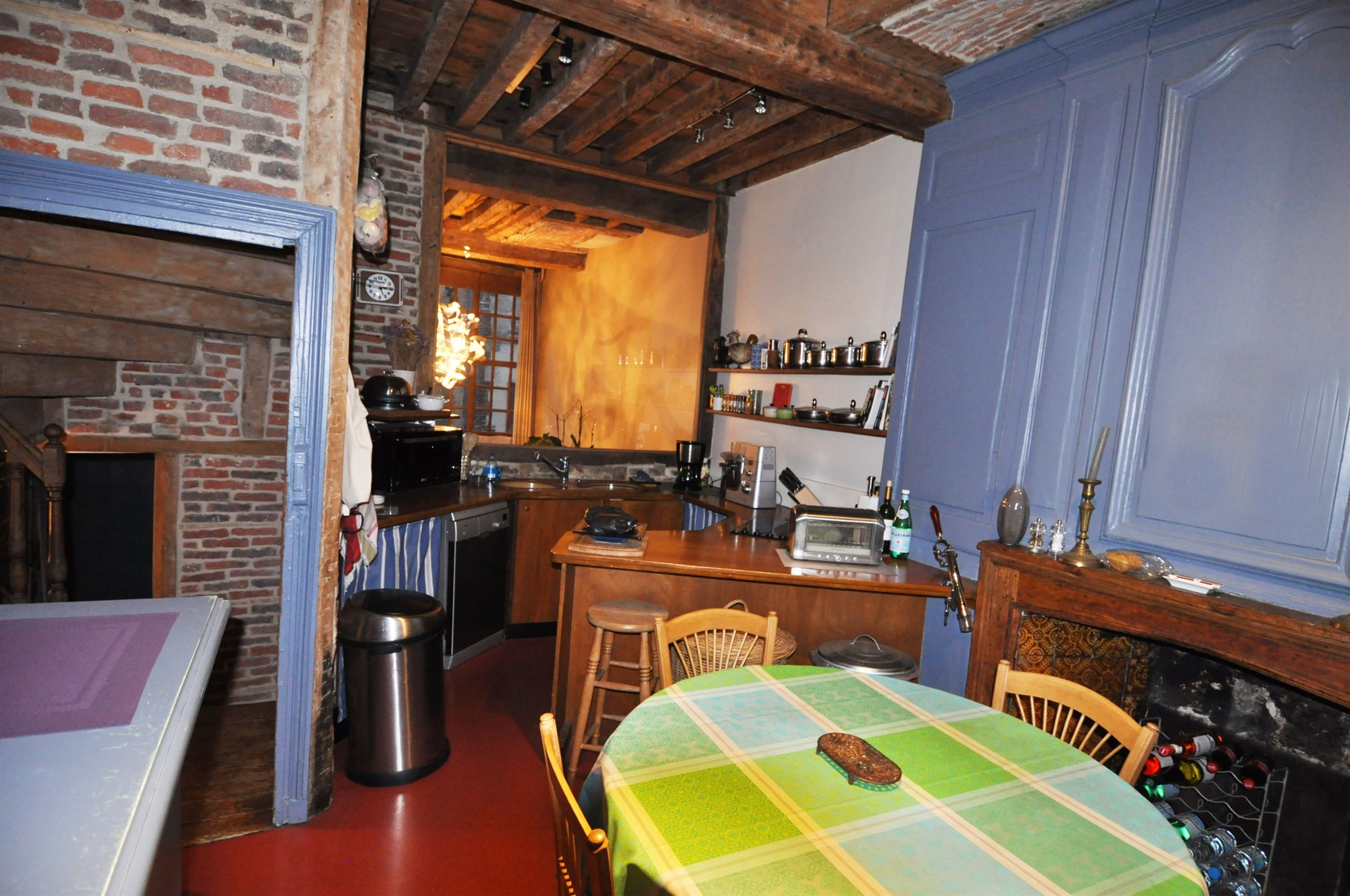Property For Sale at HEART OF OLD LILLE, charming town house 140 m2 4 bedrooms
