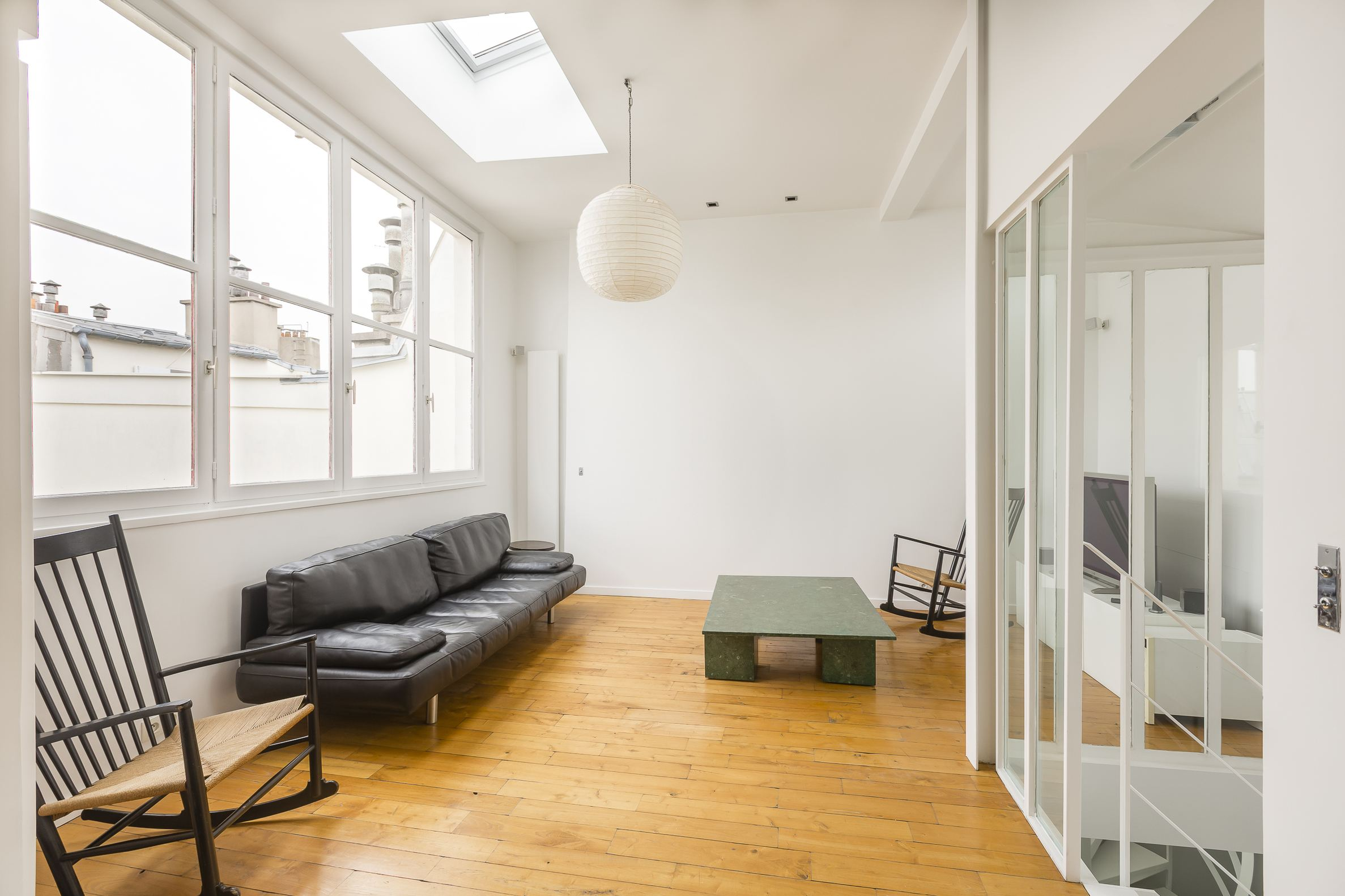 sales property at Charming top floor duplex in St-Germain-des-Pres