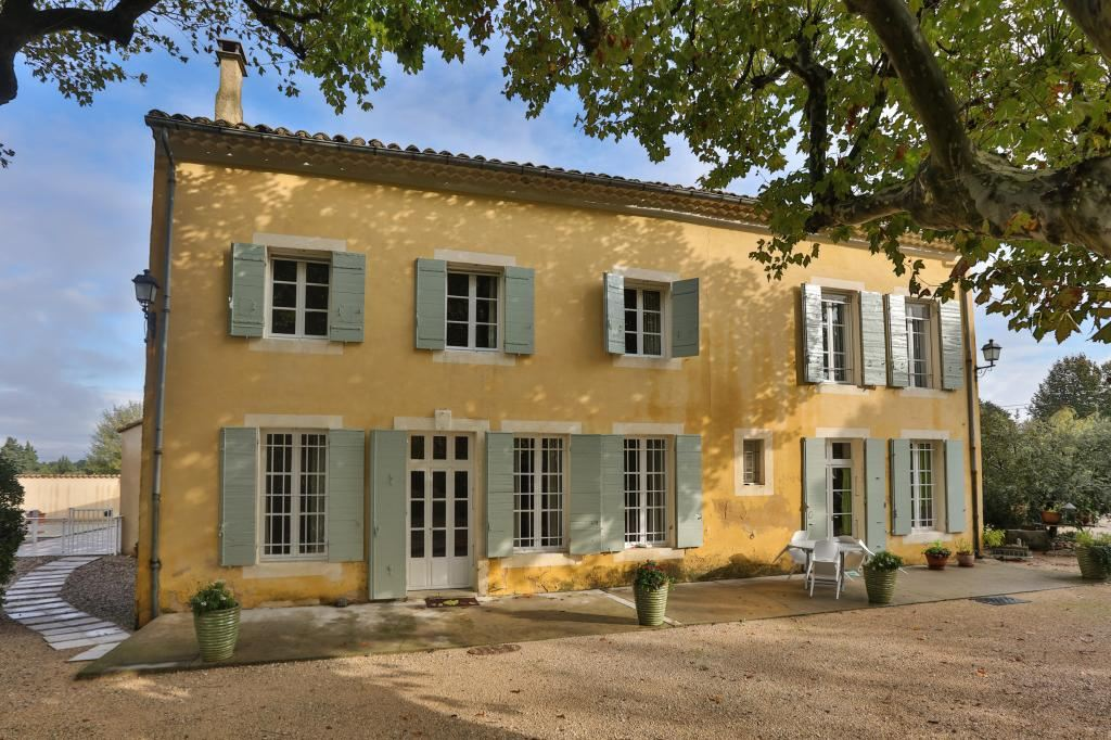 Property For Sale at A noble home at the gates of Avignon