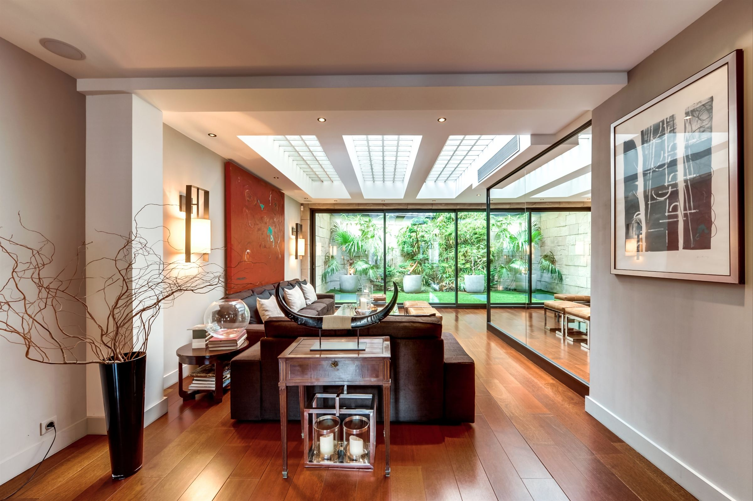 sales property at Stunning private mansion for sale in Paris 16th - Michel-Ange