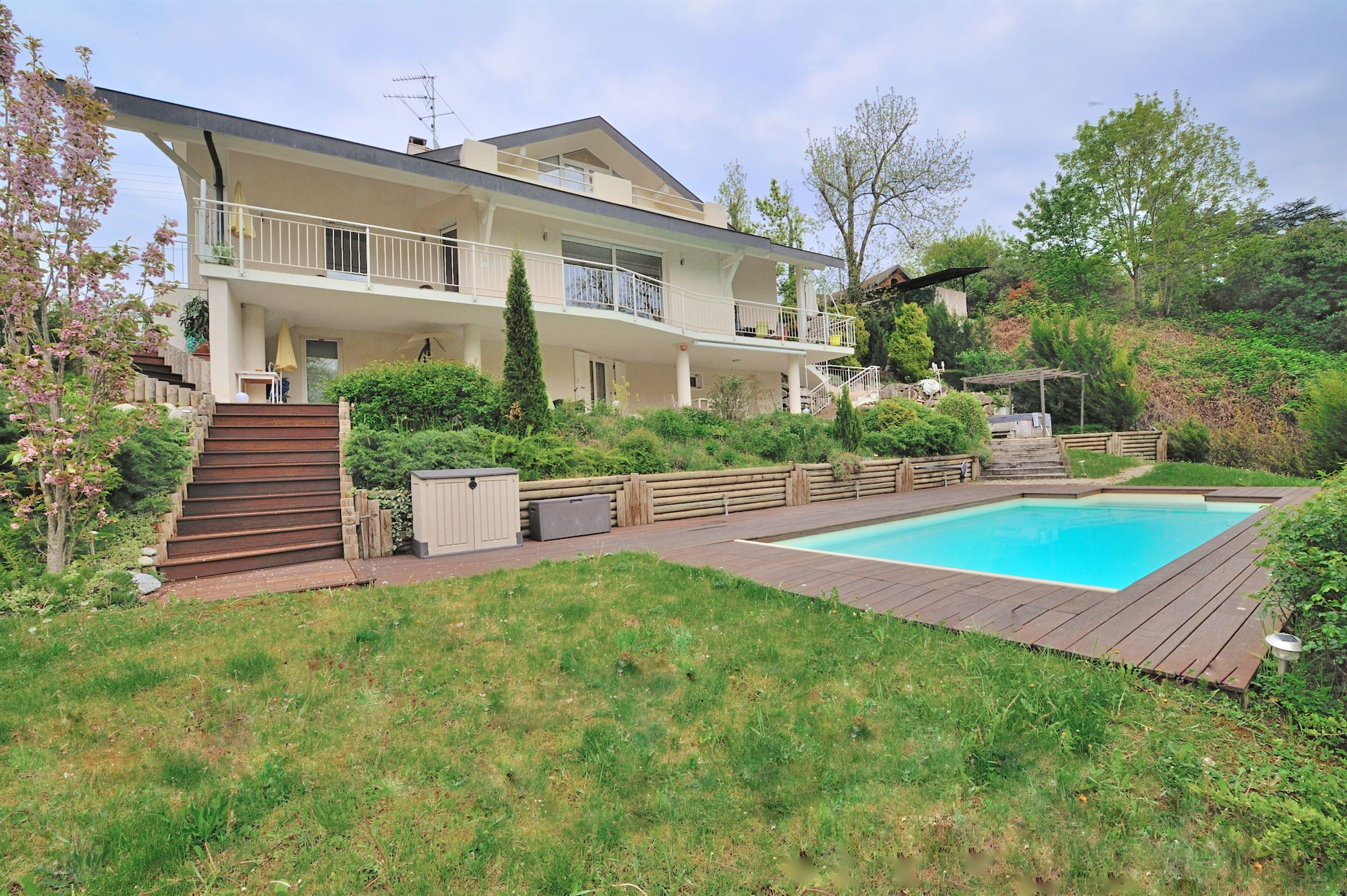 Single Family Home for Sale at House Gaillard, Rhone-Alpes, 74240 France