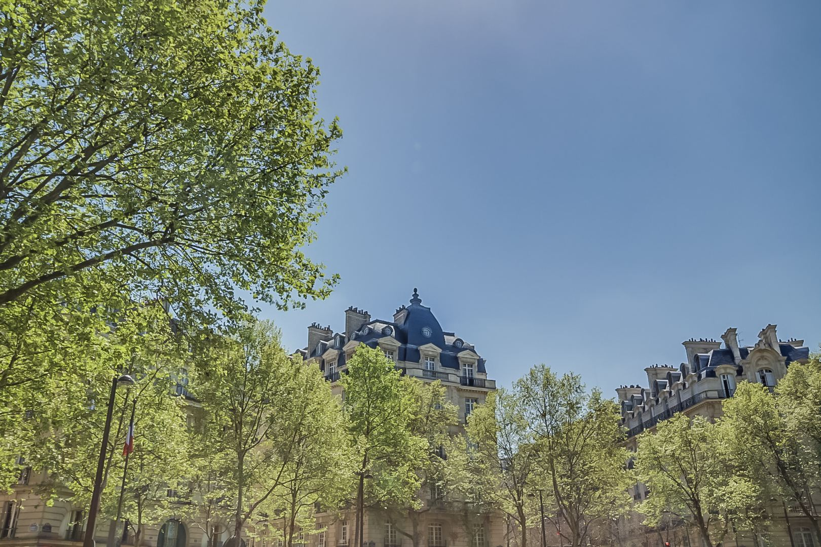 sales property at For sale outstanding apartment in Paris 16 - Place Victor Hugo
