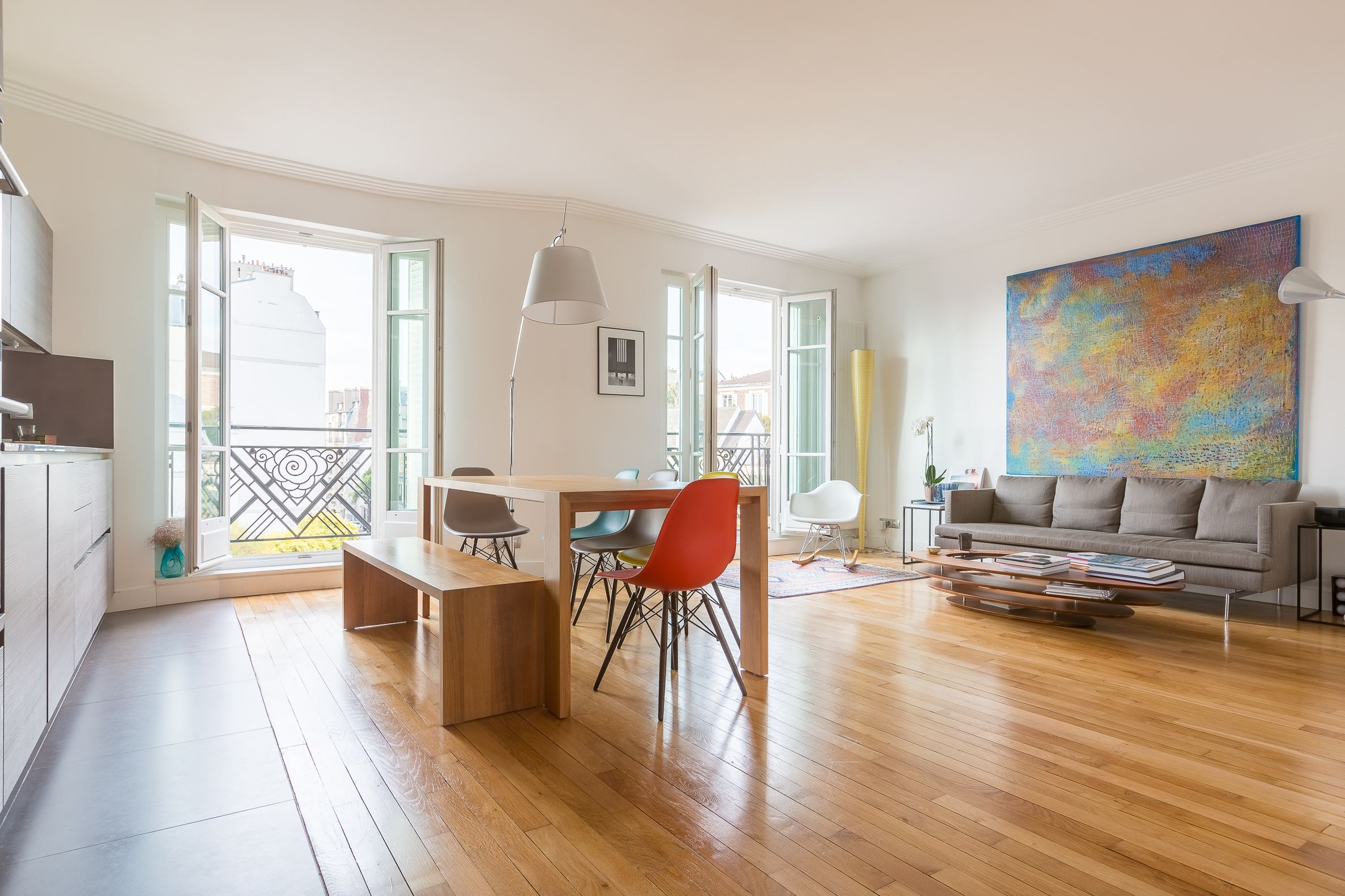 sales property at Montmartre - Vue dégagée