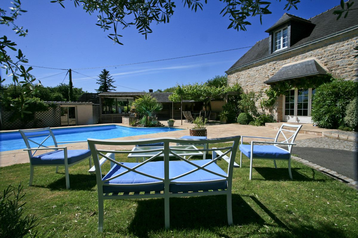 sales property at Vannes, character propriéty