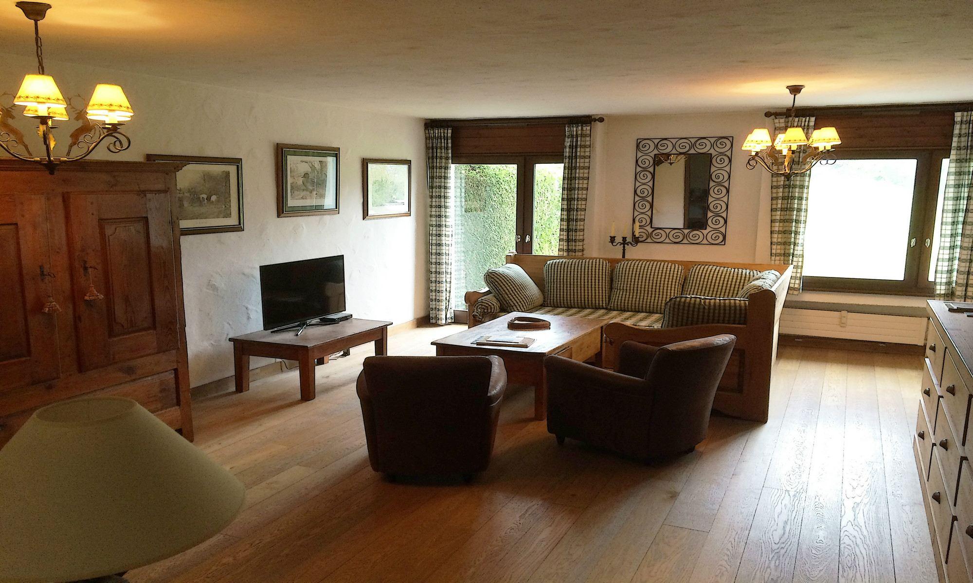 Property For Sale at Megève Mont d'Arbois Apartment Elsa
