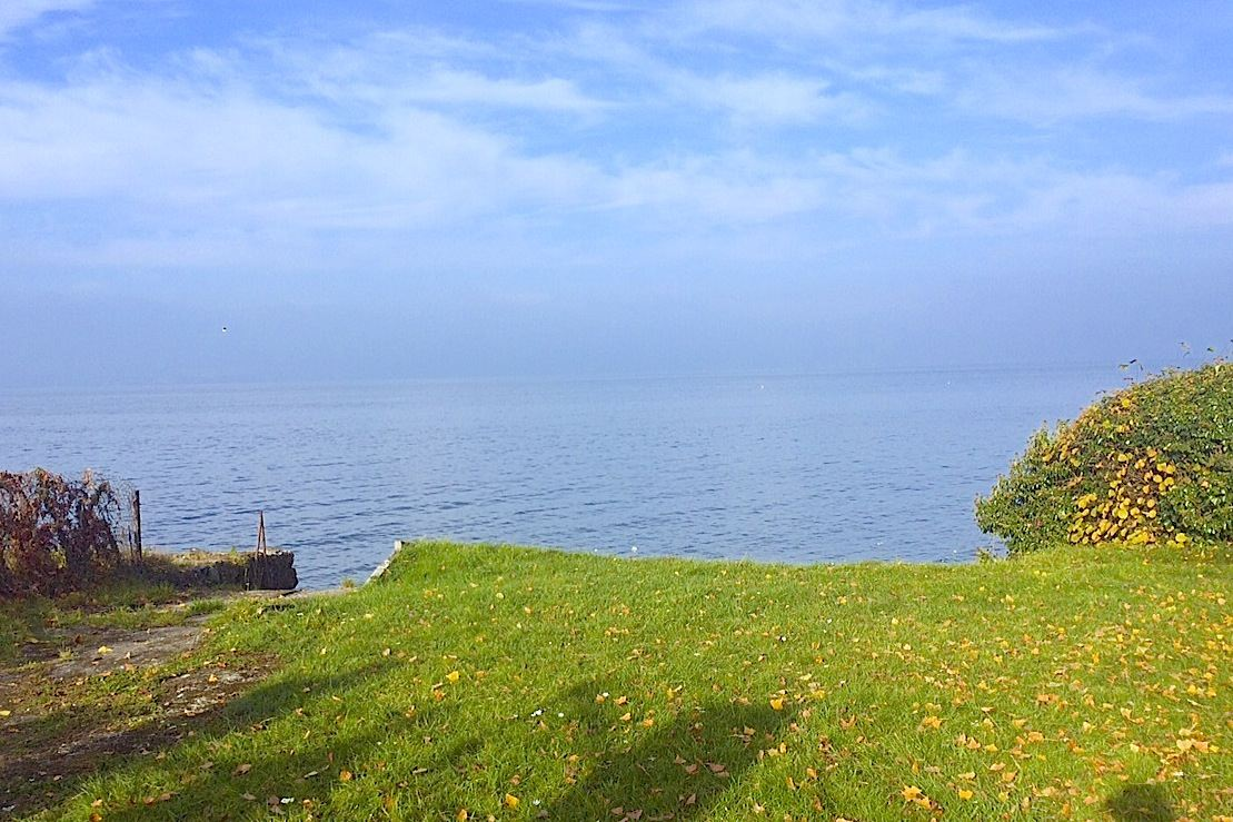 Property For Sale at EVIAN : House private beach