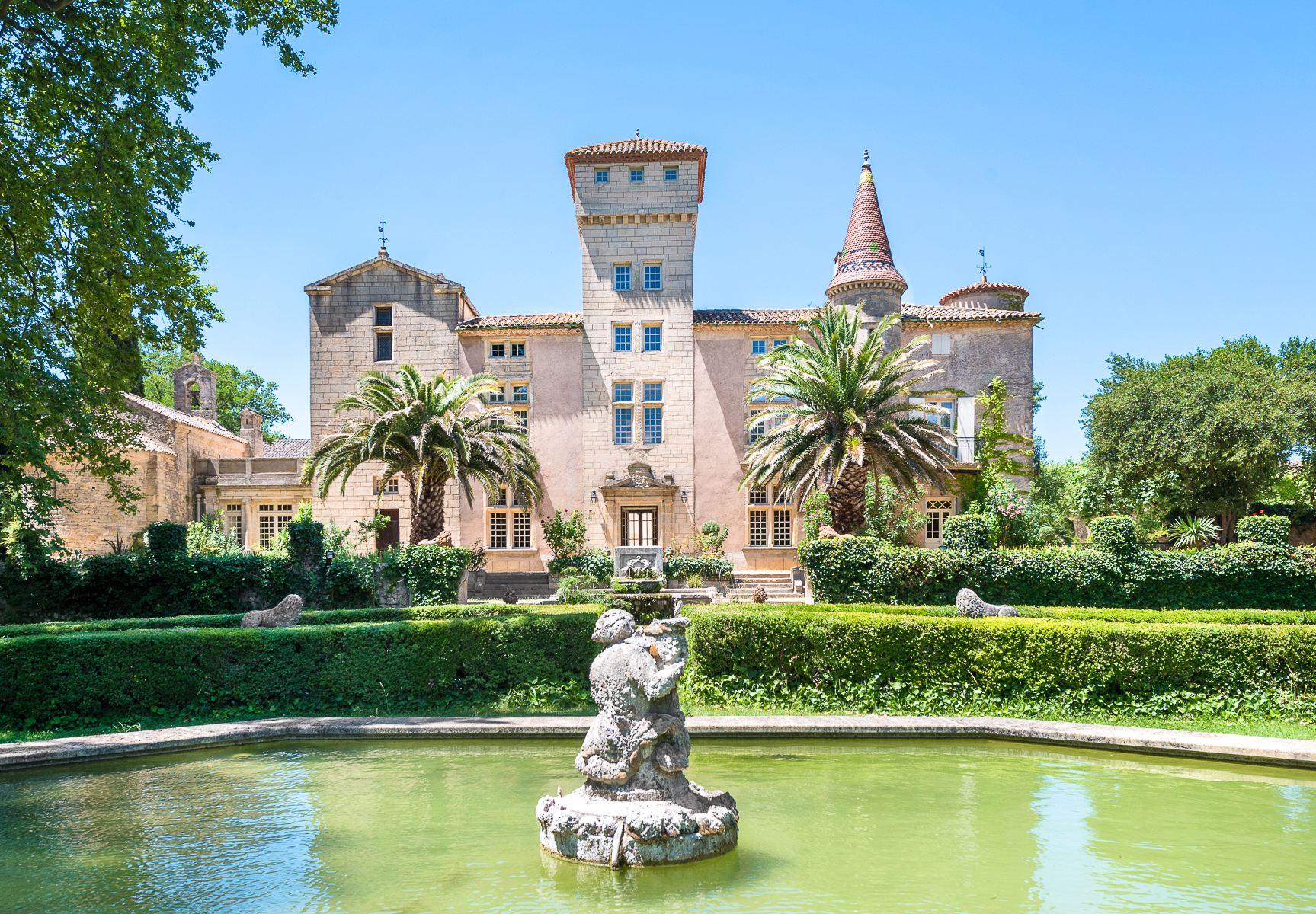 Villa per Vendita alle ore UNIQUE 165 HA WINERY CHATEAU FROM THE XIXTH CENTURY Montpellier, Languedoc-Roussillon, 34000 Francia