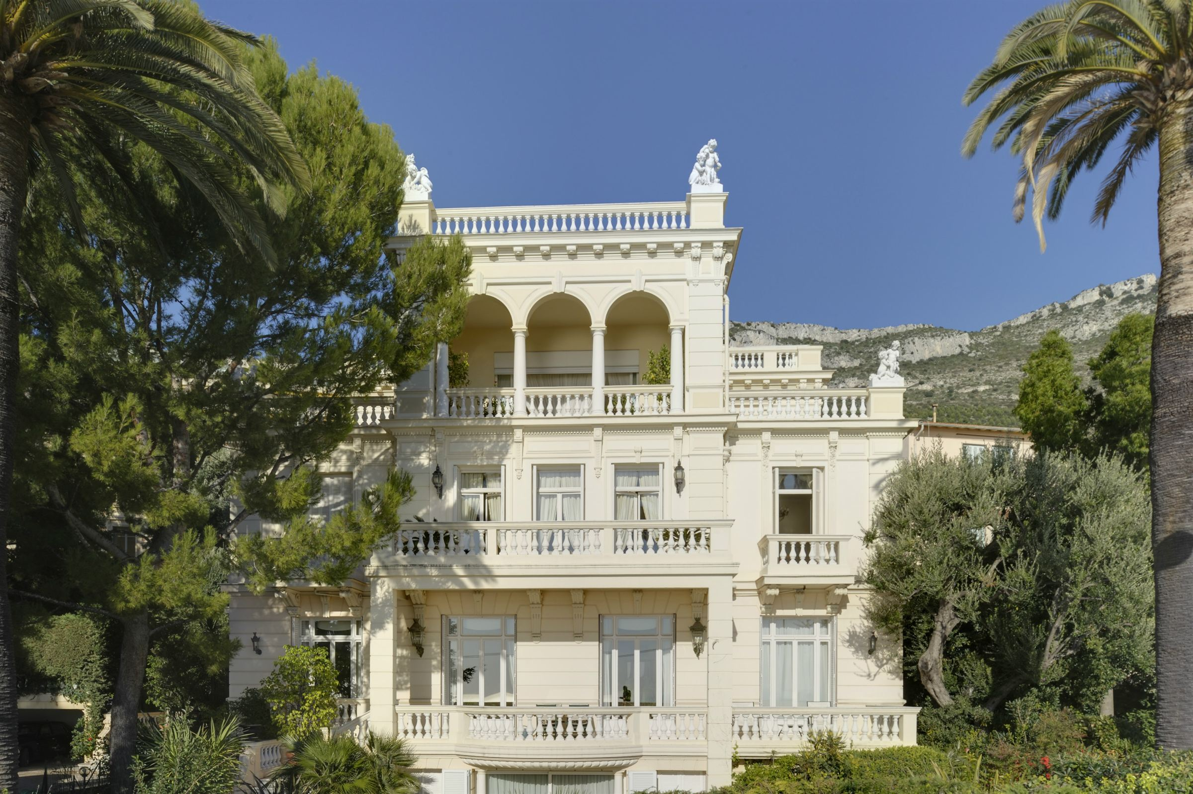 sales property at Luxury apartmentvilla at a walking distance to the sea