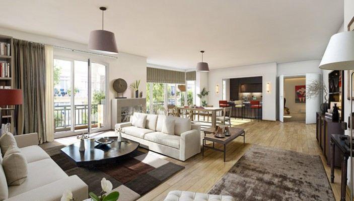 sales property at Appartement haut de gamme à Neuilly sur Seine 130m2