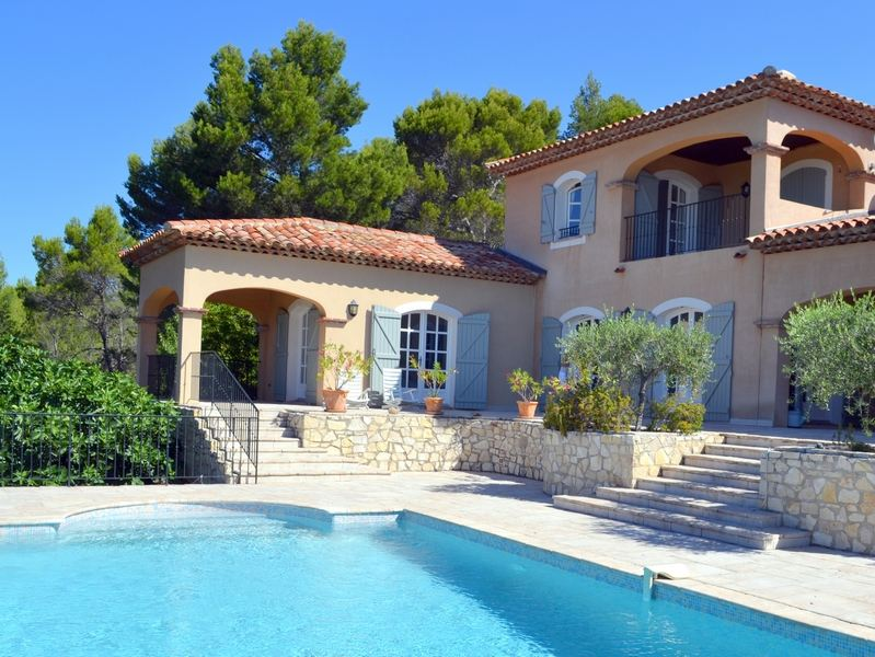 sales property at EXCLUSIVELY UP FOR SALE: SPACIOUS NEW VILLA WITH PANORAMIC VIEWS