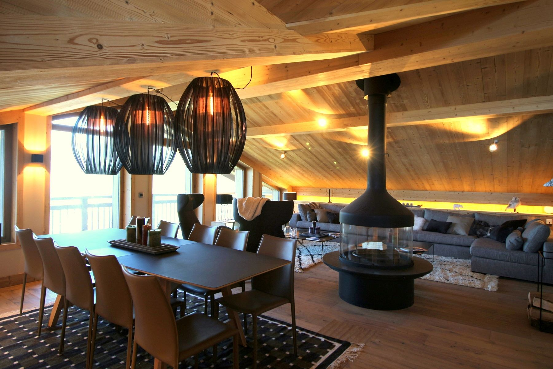 Property Of Location Chalet Monch Courchevel Village