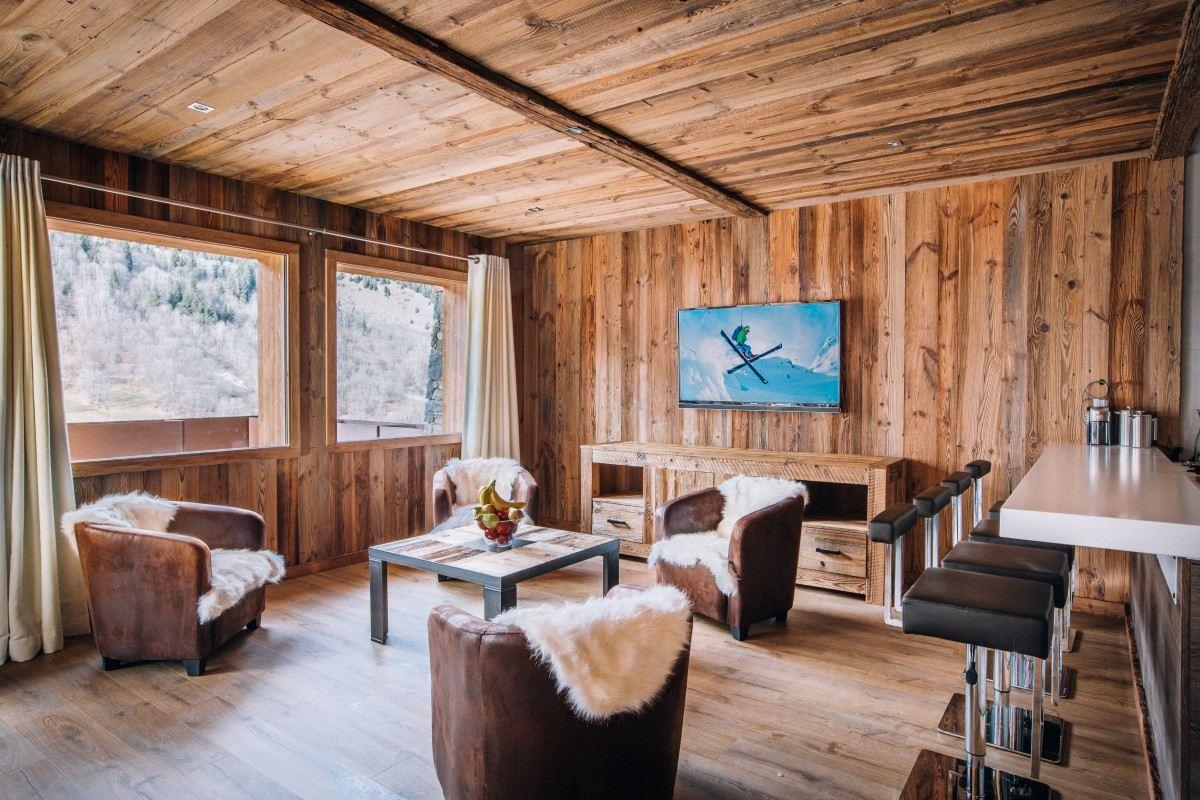 Rental of luxury chalet in Meribel, summer and winter  Meribel, Rhone-Alpes 73550 Francia