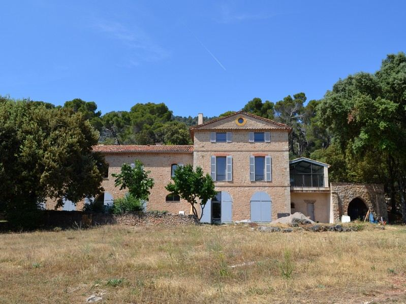 sales property at ESTATE WITH MANSION AND 'BERGERIE'