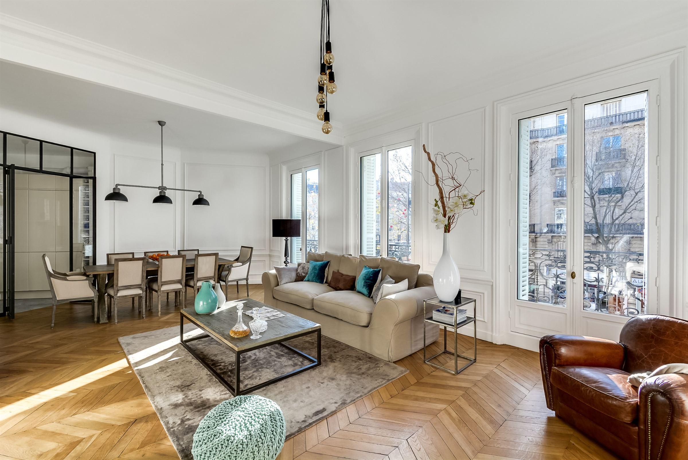 아파트 용 매매 에 Paris 17 - Ternes. Apartment. Lots of charm Paris, 파리 75017 프랑스