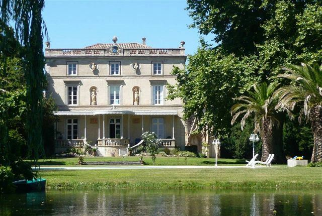 Single Family Home for Sale at Superb 19th century Chateau Other Languedoc-Roussillon, Languedoc-Roussillon 11600 France