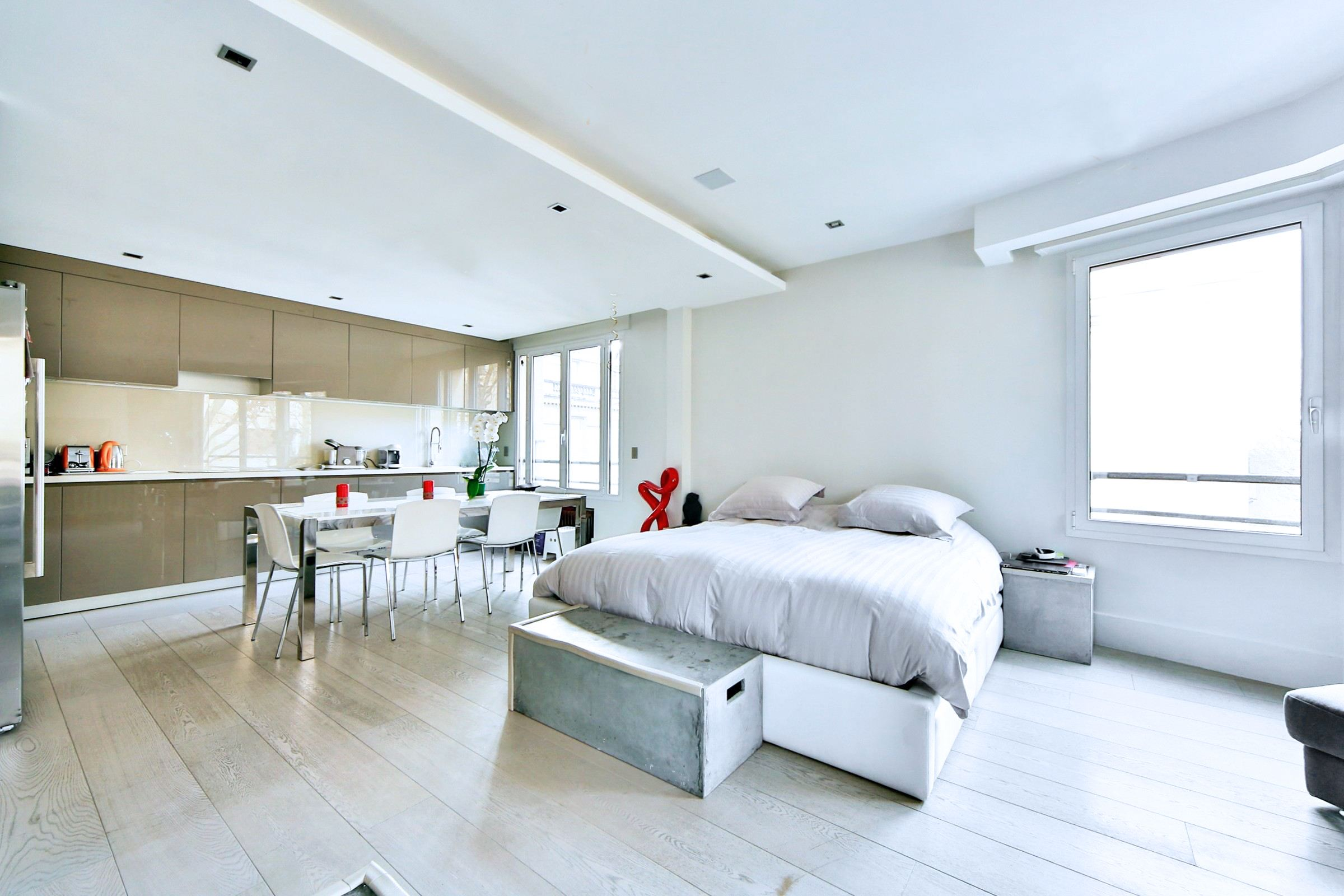 Apartamento por un Venta en Paris 16 - Muette - Apartment fully renovated Paris, Paris 75016 Francia